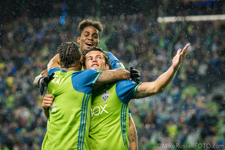 Seattle Sounders vs. FC Dallas: Photos