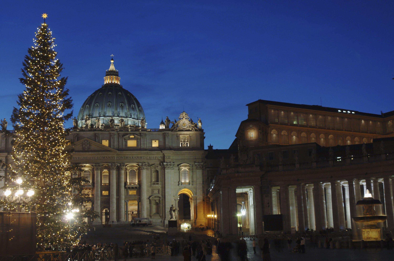 VAT: Opening Of Xmas Celebrations At The VaticanE