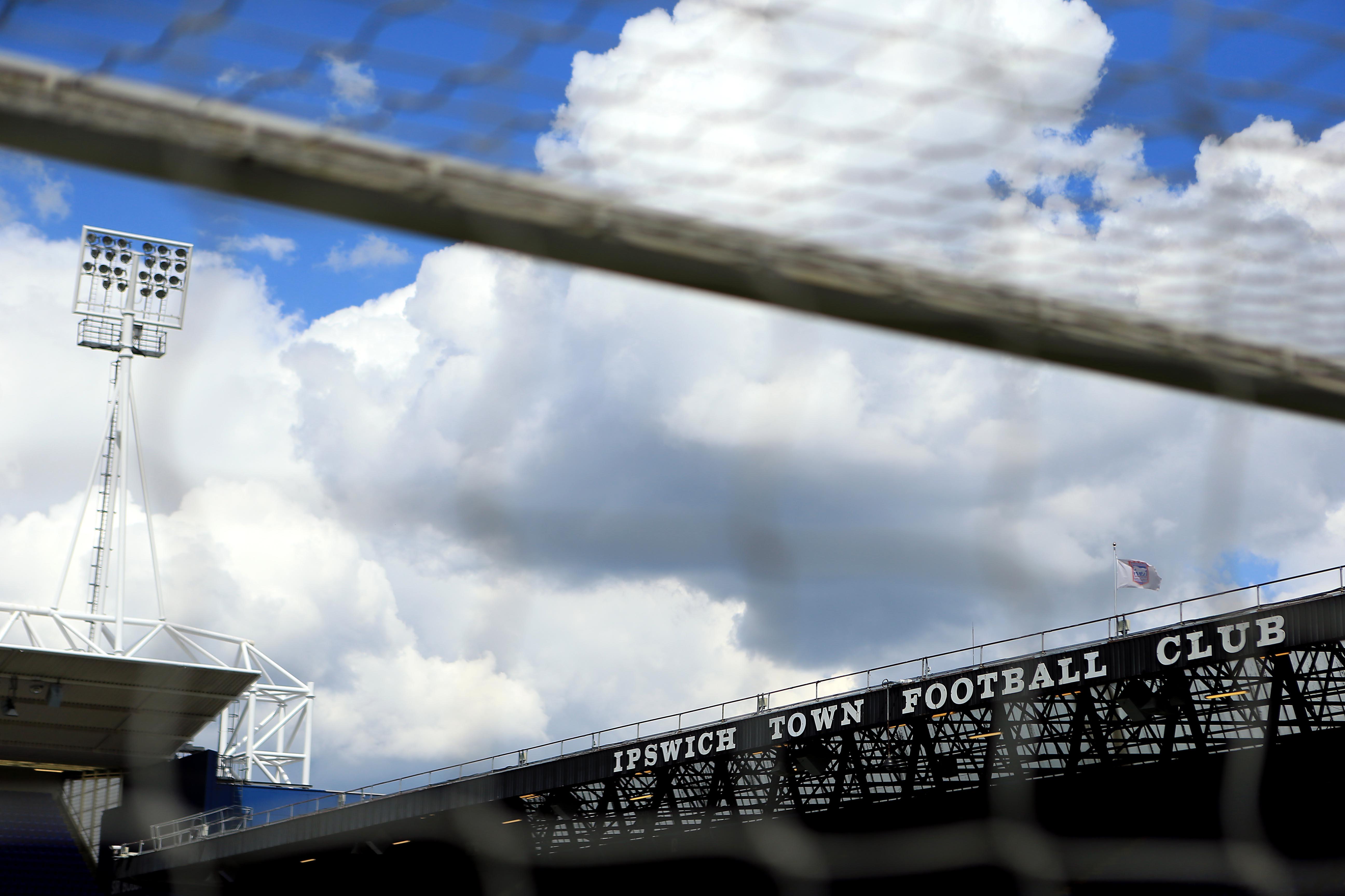 Ipswich Town v Milton Keynes Dons - Sky Bet Championship