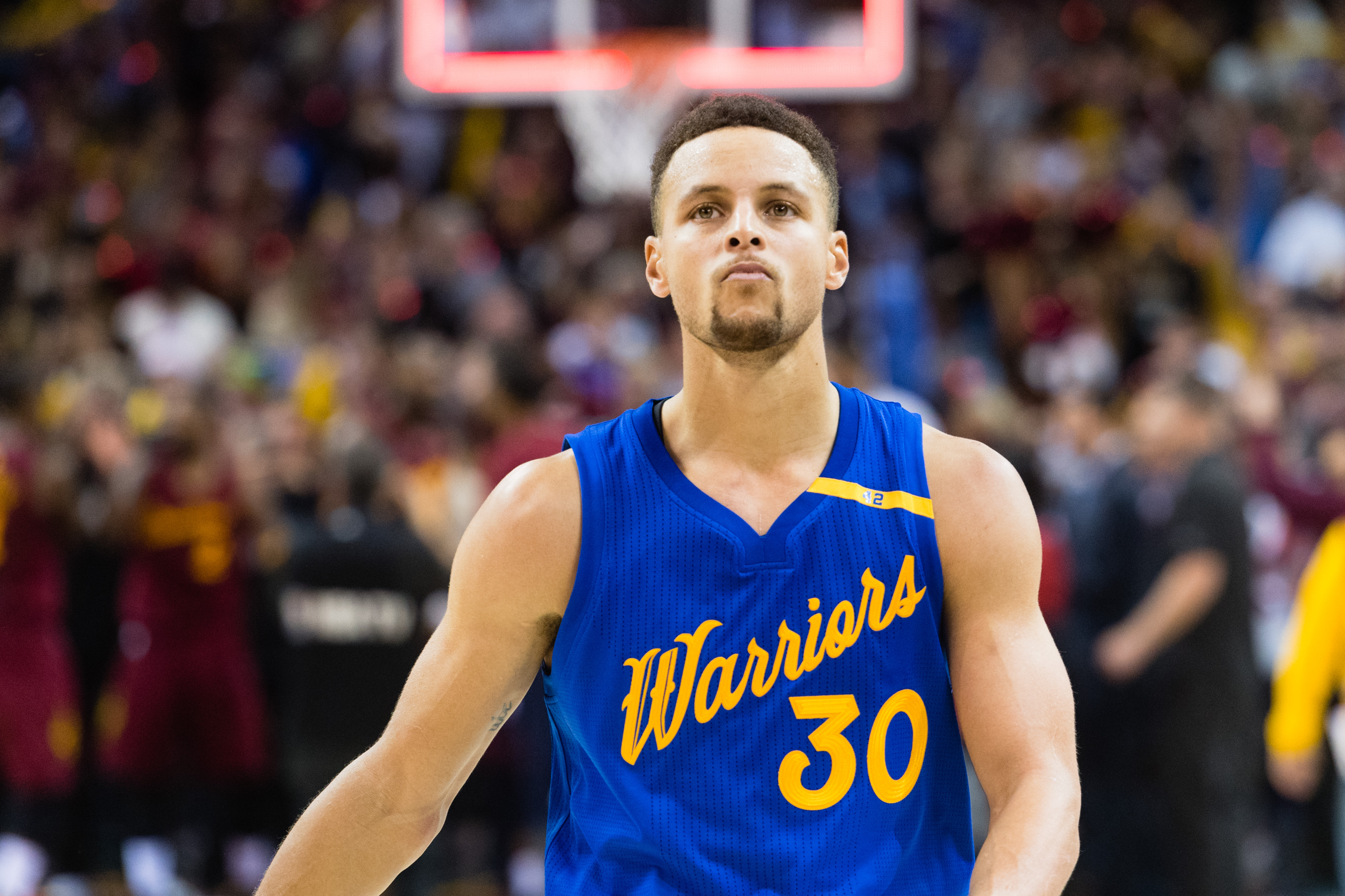 1ee88dcb5ec Warriors news  Stephen Curry struggles as rivalry with Cavs builds ...