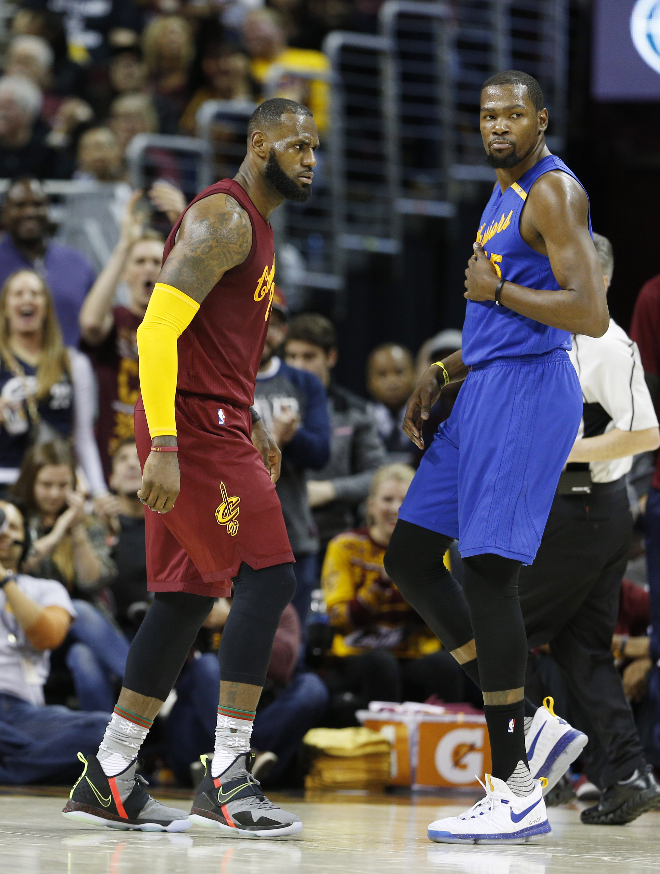 Warriors vs. Cavaliers is the best rivalry in pro sports. We need more like it.