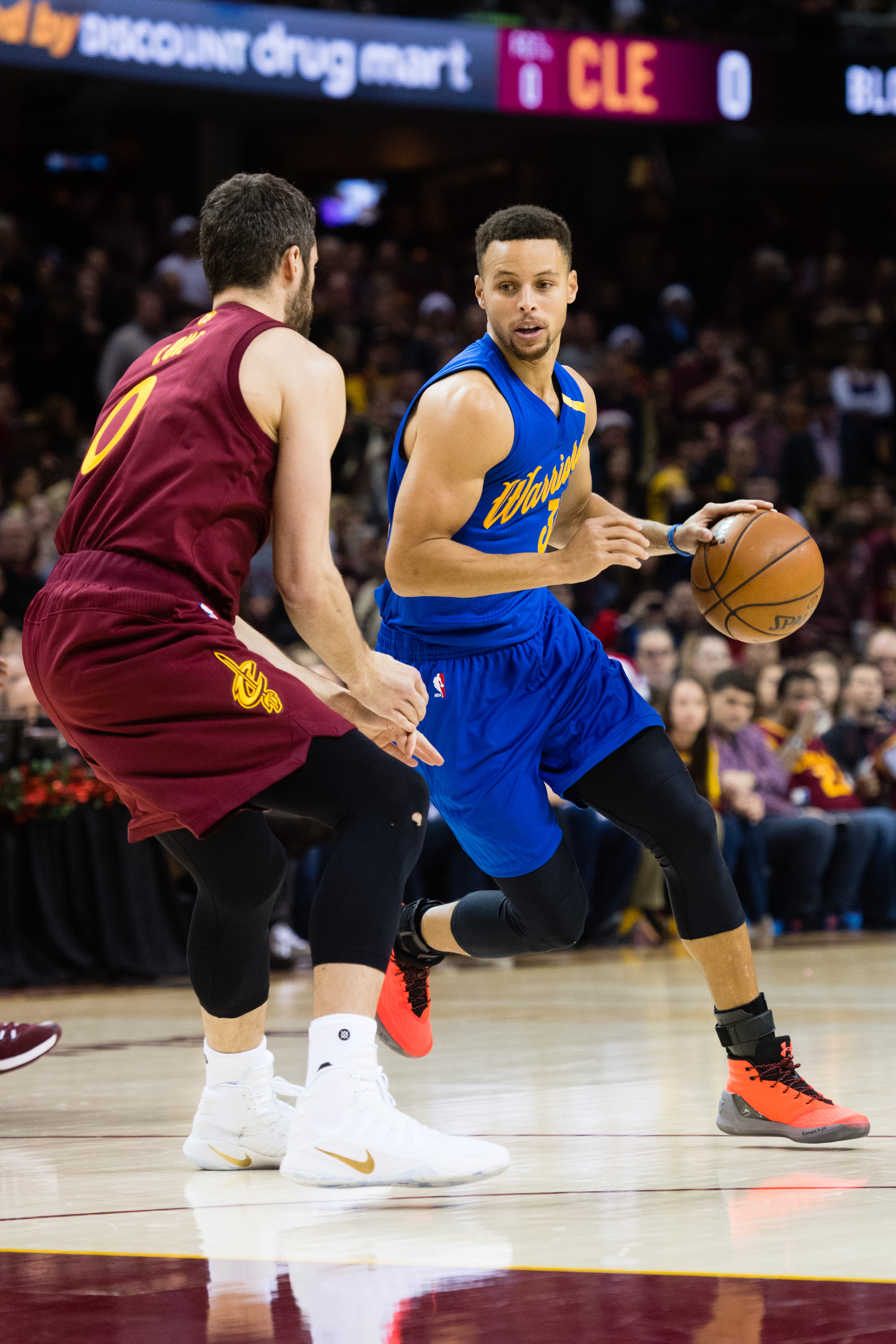 Warriors vs. Cavaliers rematch broke an NBA Christmas streaming record