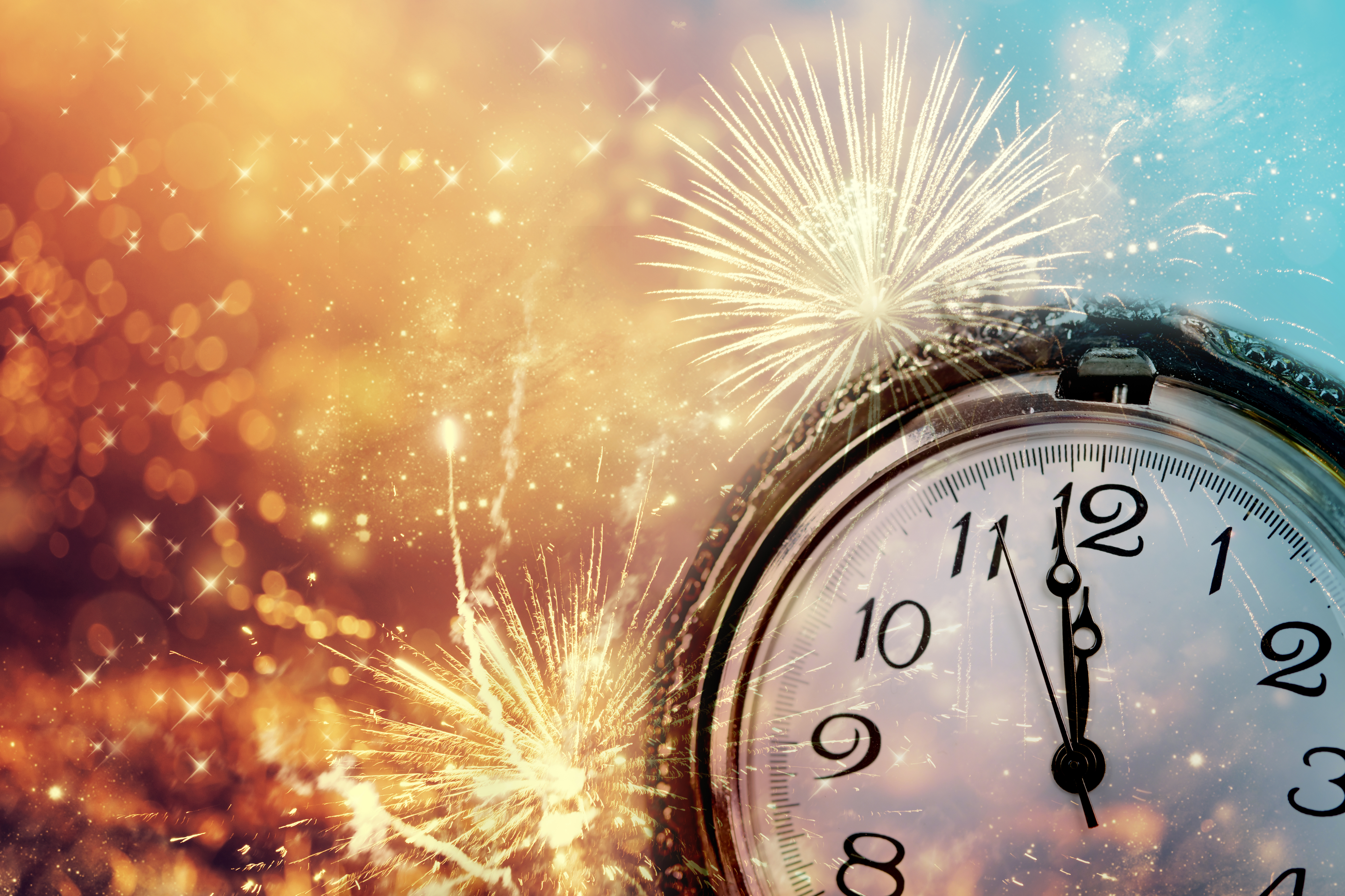 New Year\'s Eve will last one second longer than usual this year ...