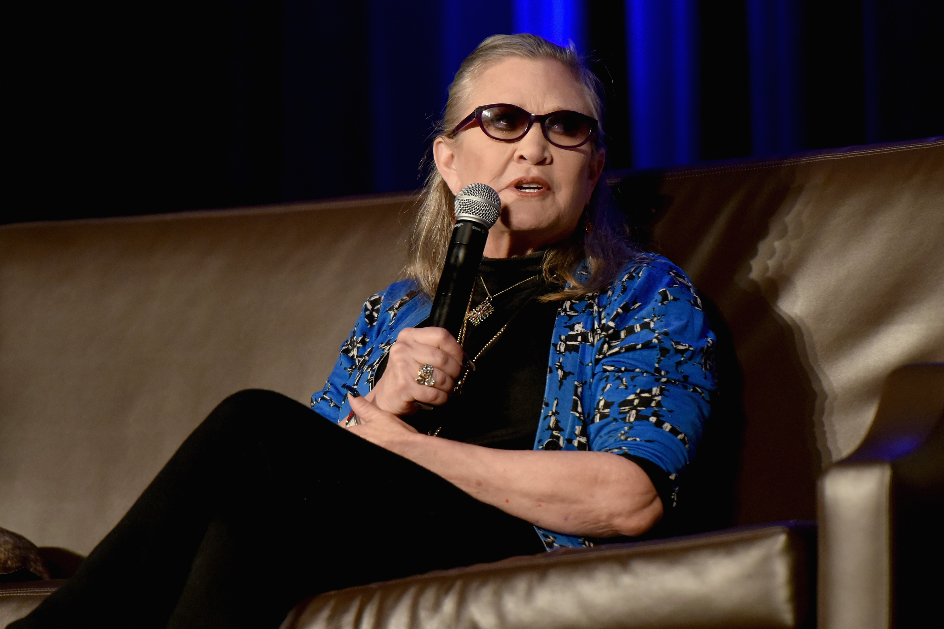 Carrie Fisher dies at 60, leaving behind a legacy of performance, writing, and advocacy