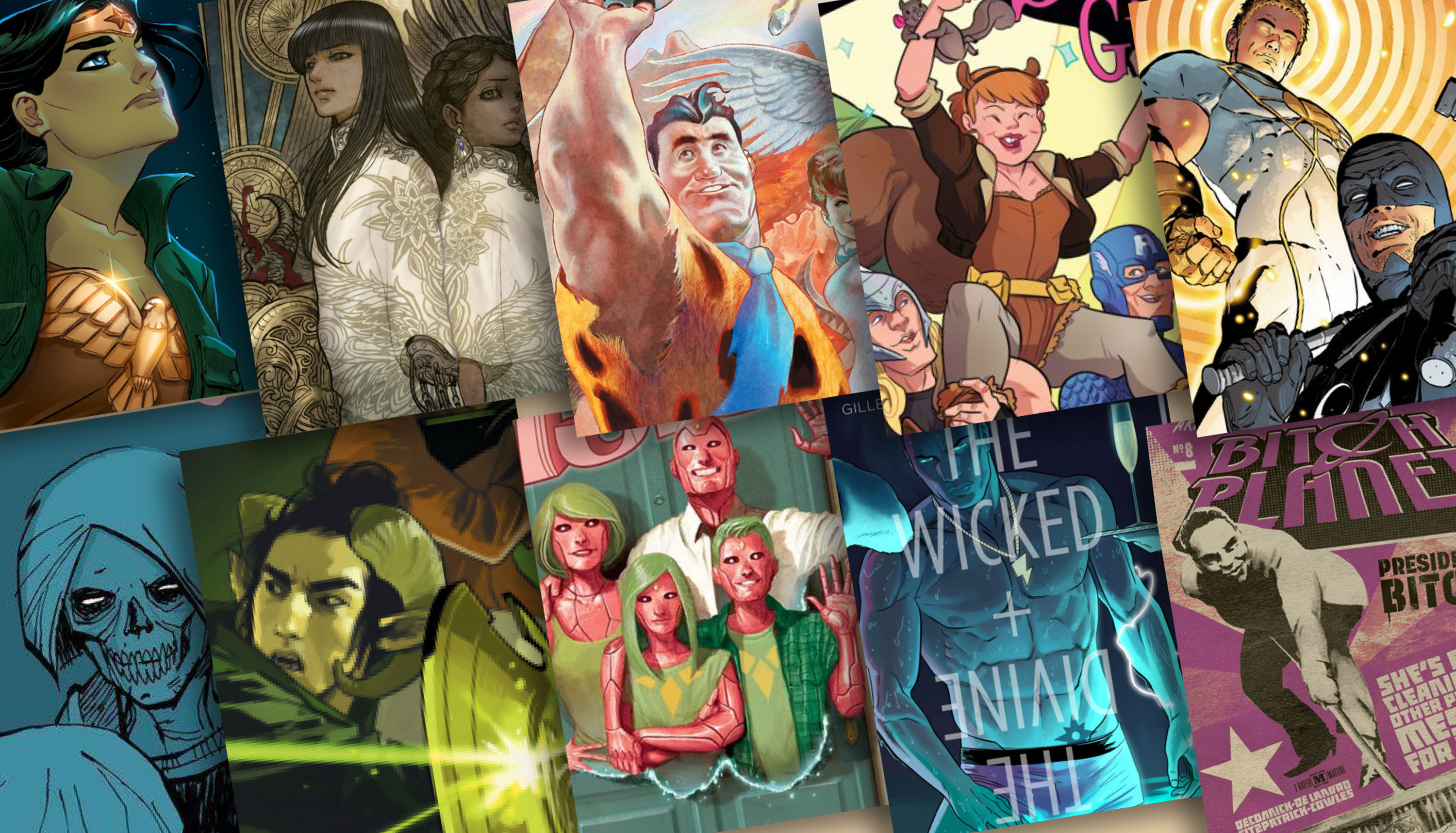 The best comic books of 2016