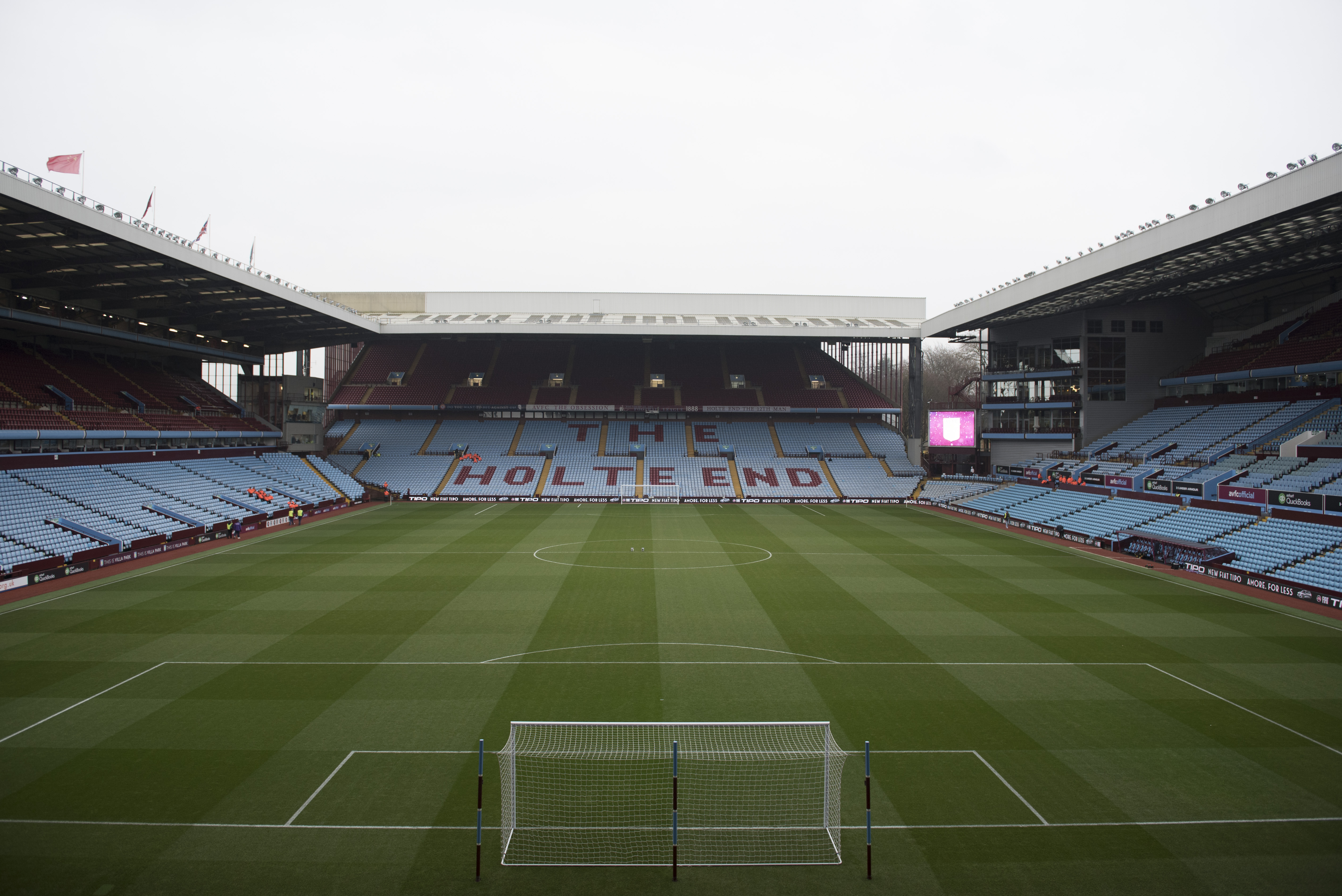 Aston Villa  v Wigan - Sky Bet Championship