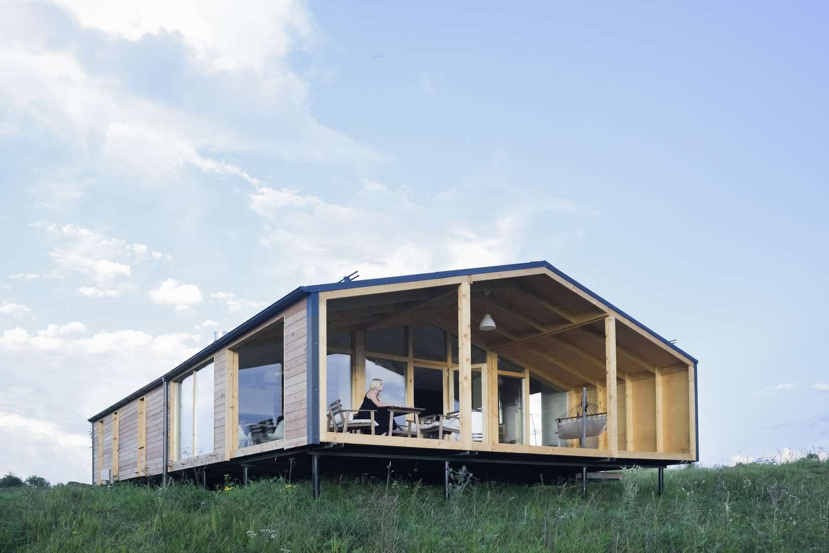 Portable Prefab Homes prefab - curbed