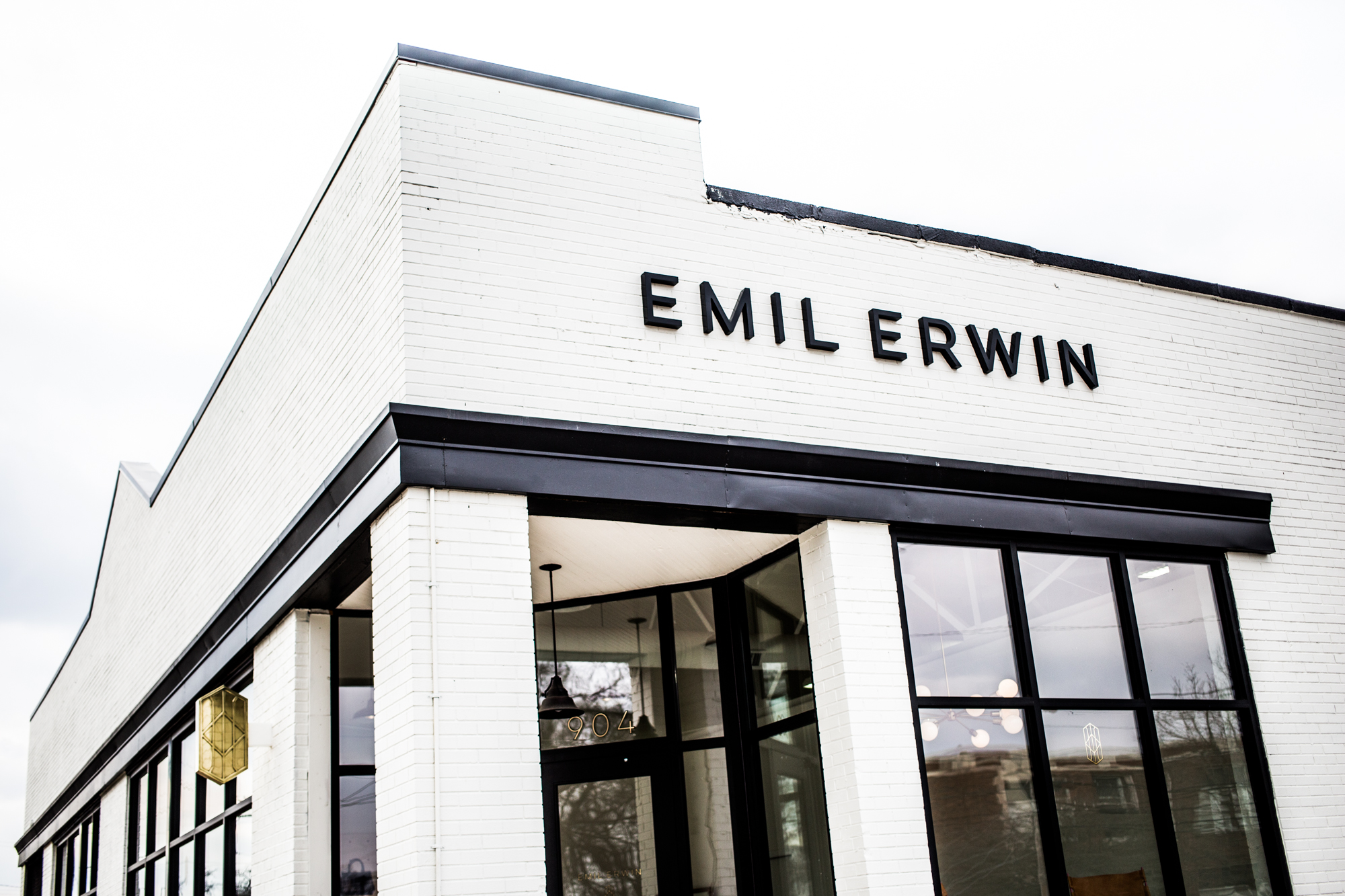 the storefront of emil erwin in nashville