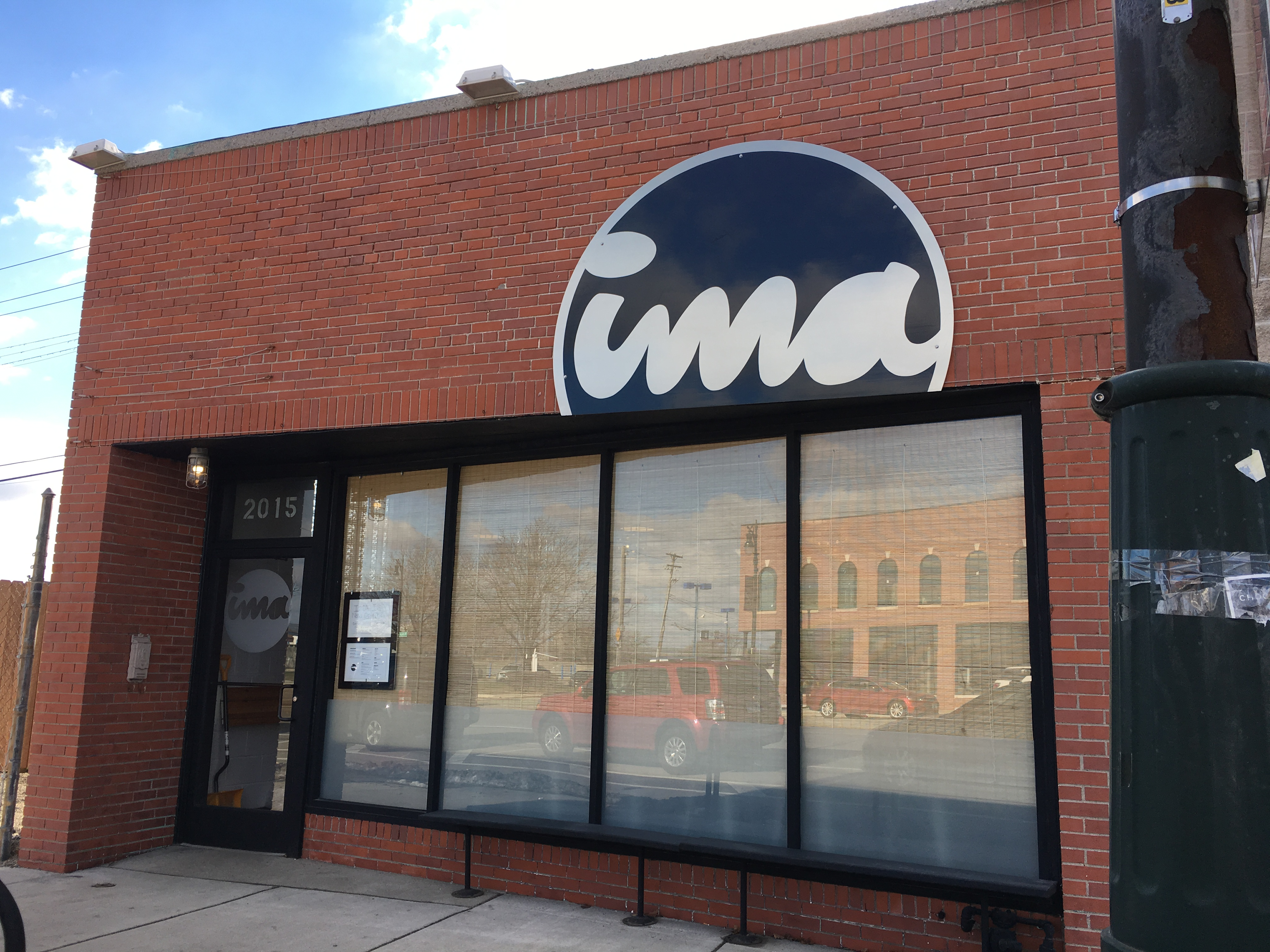 Ima Is Now Serving Udon Noodles in Corktown