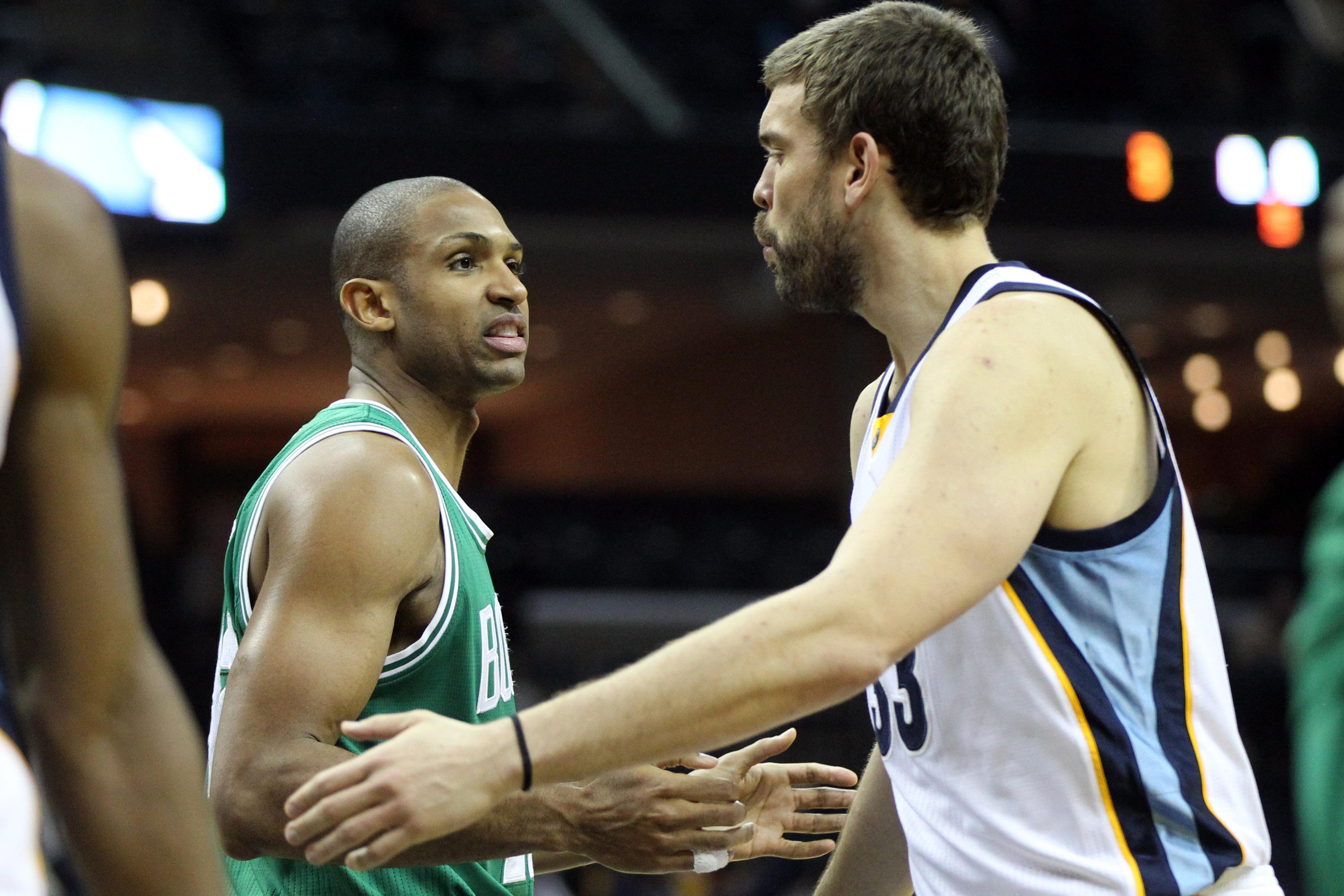 NBA: Boston Celtics at Memphis Grizzlies