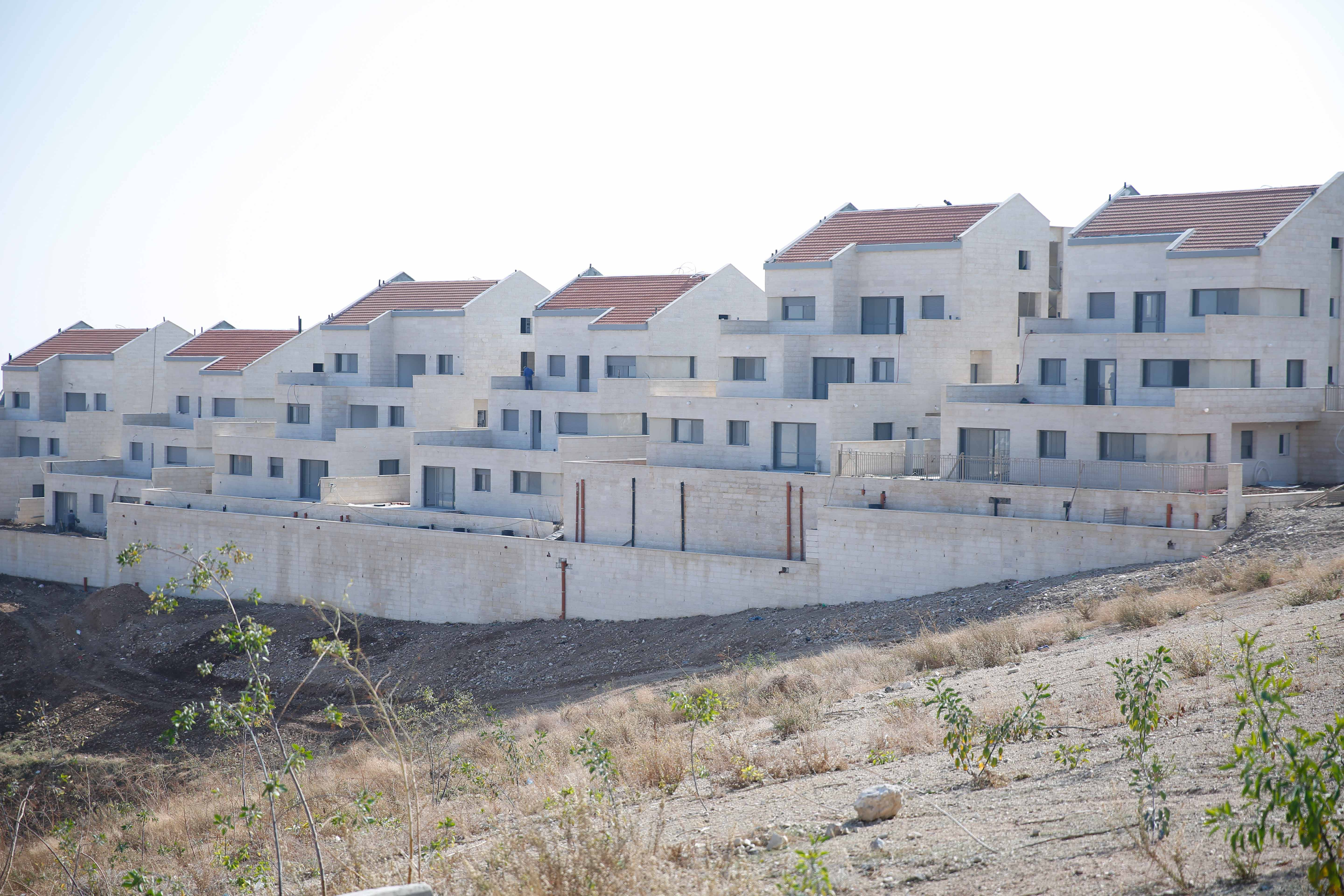 The growth of Israeli settlements, explained in 5 charts