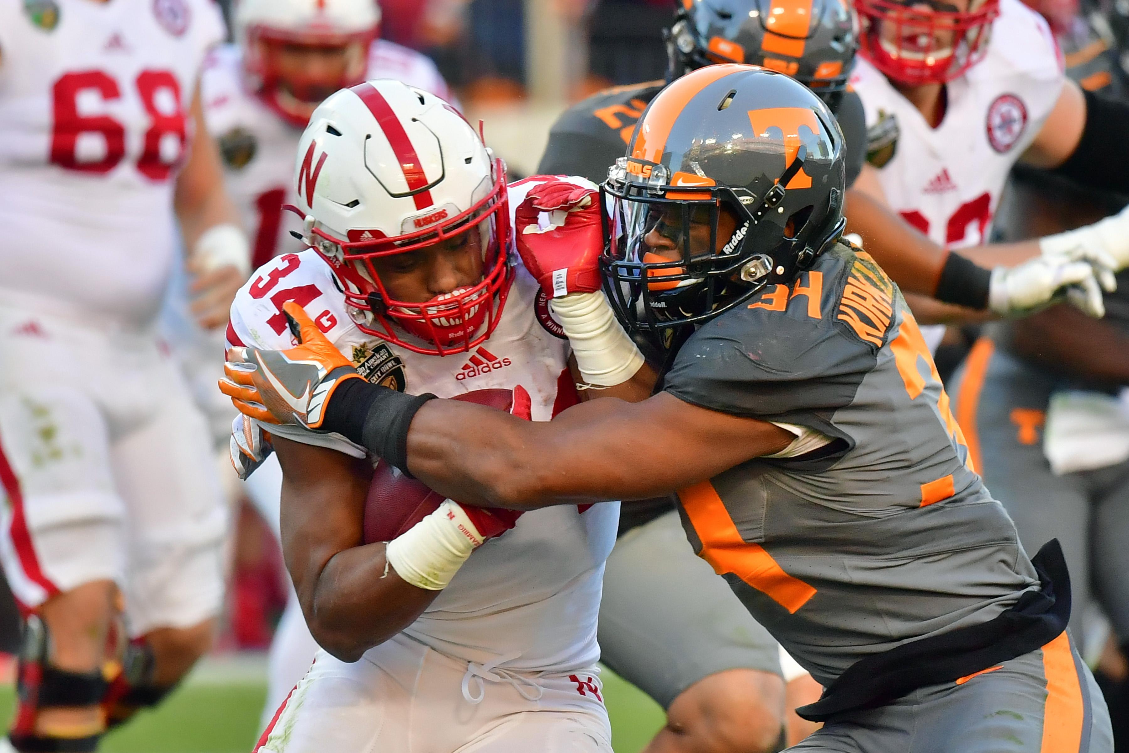 NCAA Football: Music City Bowl-Tennessee vs Nebraska