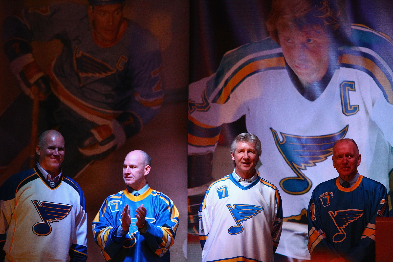 Columbus Blue Jackets v St. Louis Blues