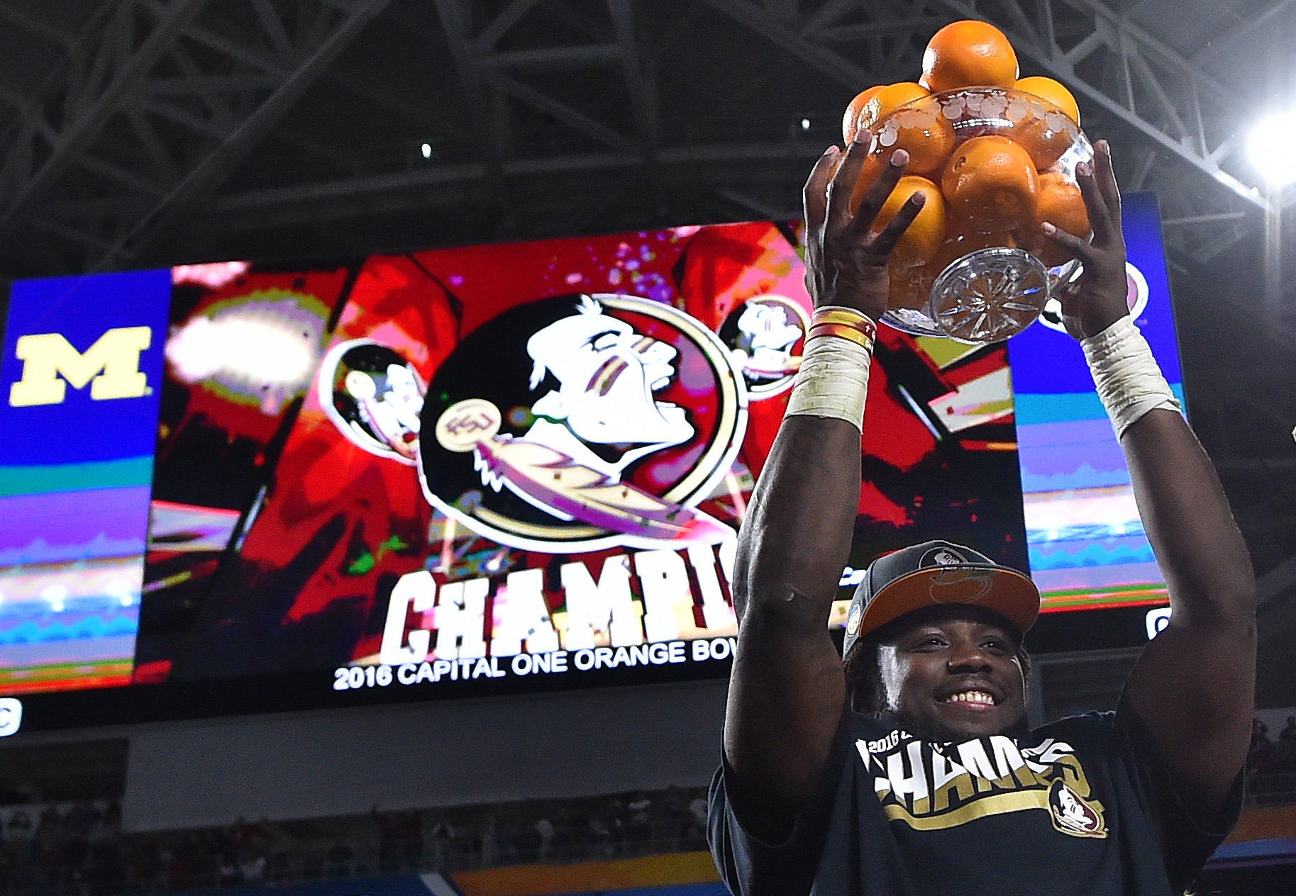 If you picked Florida State, you chose wisely.