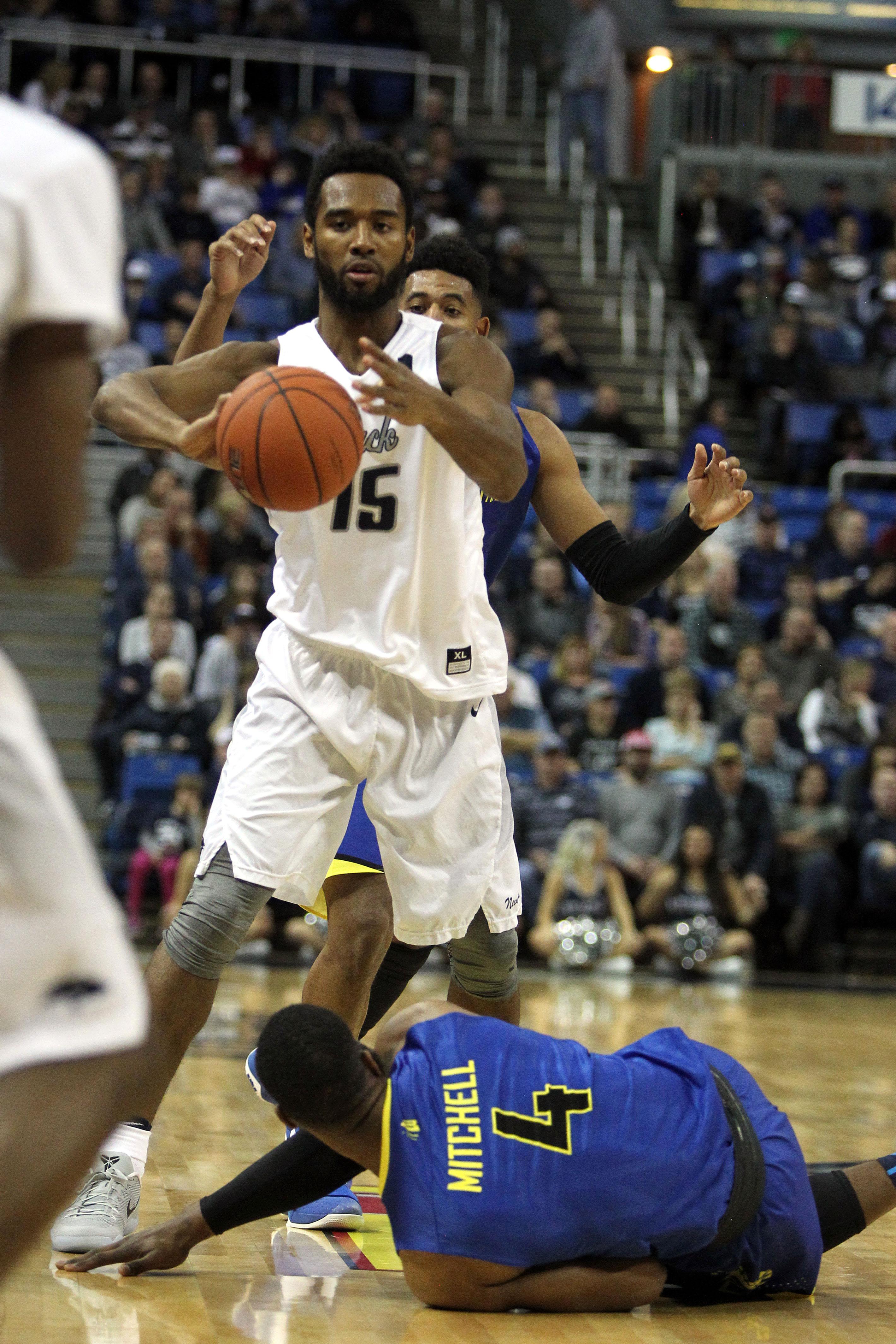 NCAA Basketball: San Jose State at Nevada