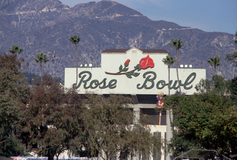 Rose Bowl 1991