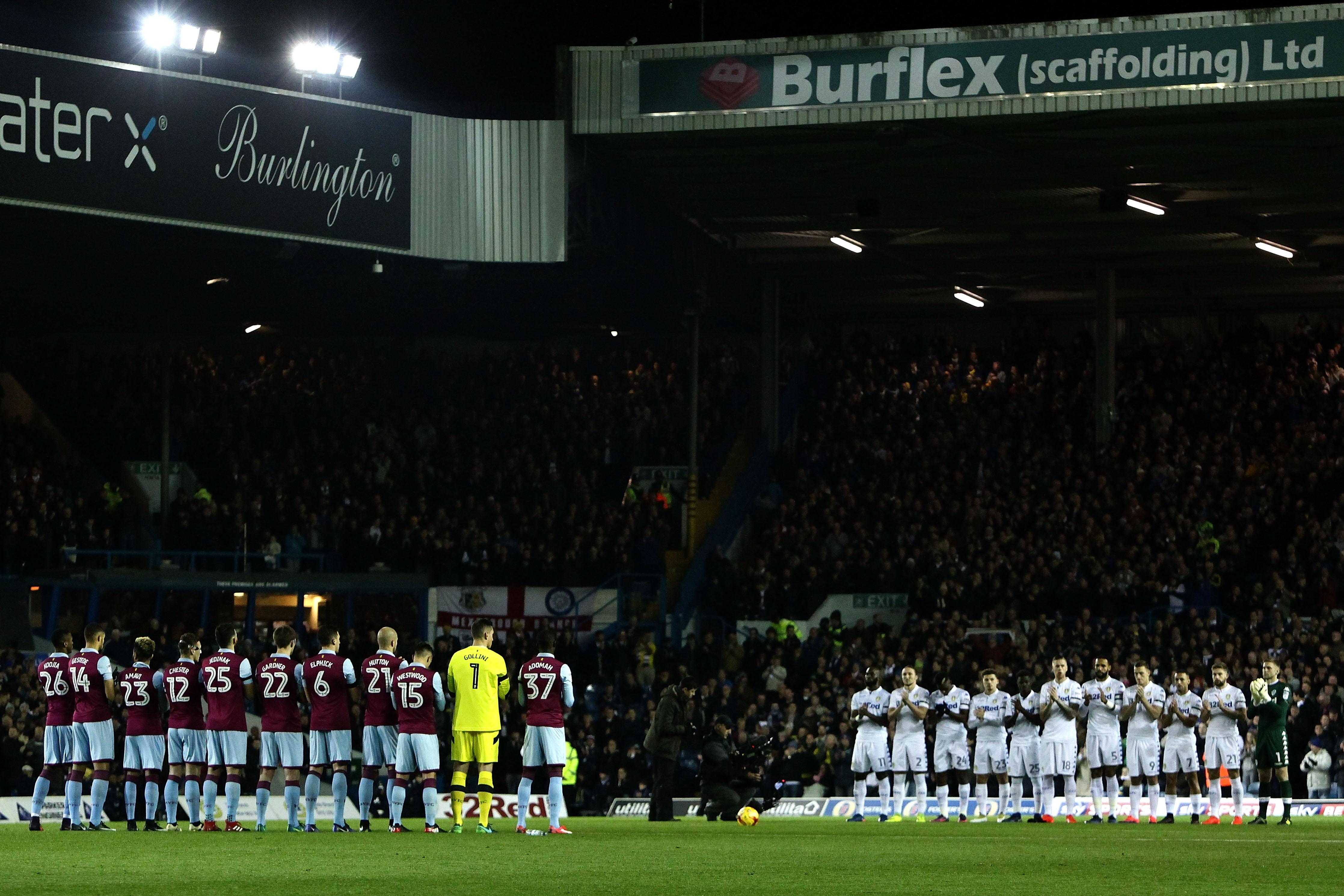 Leeds United v Aston Villa - Sky Bet Championship