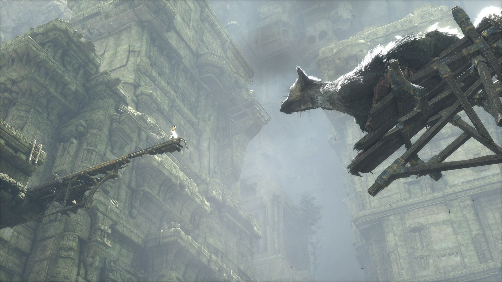 polygon's 2016 games of the year #10: the last guardian - polygon