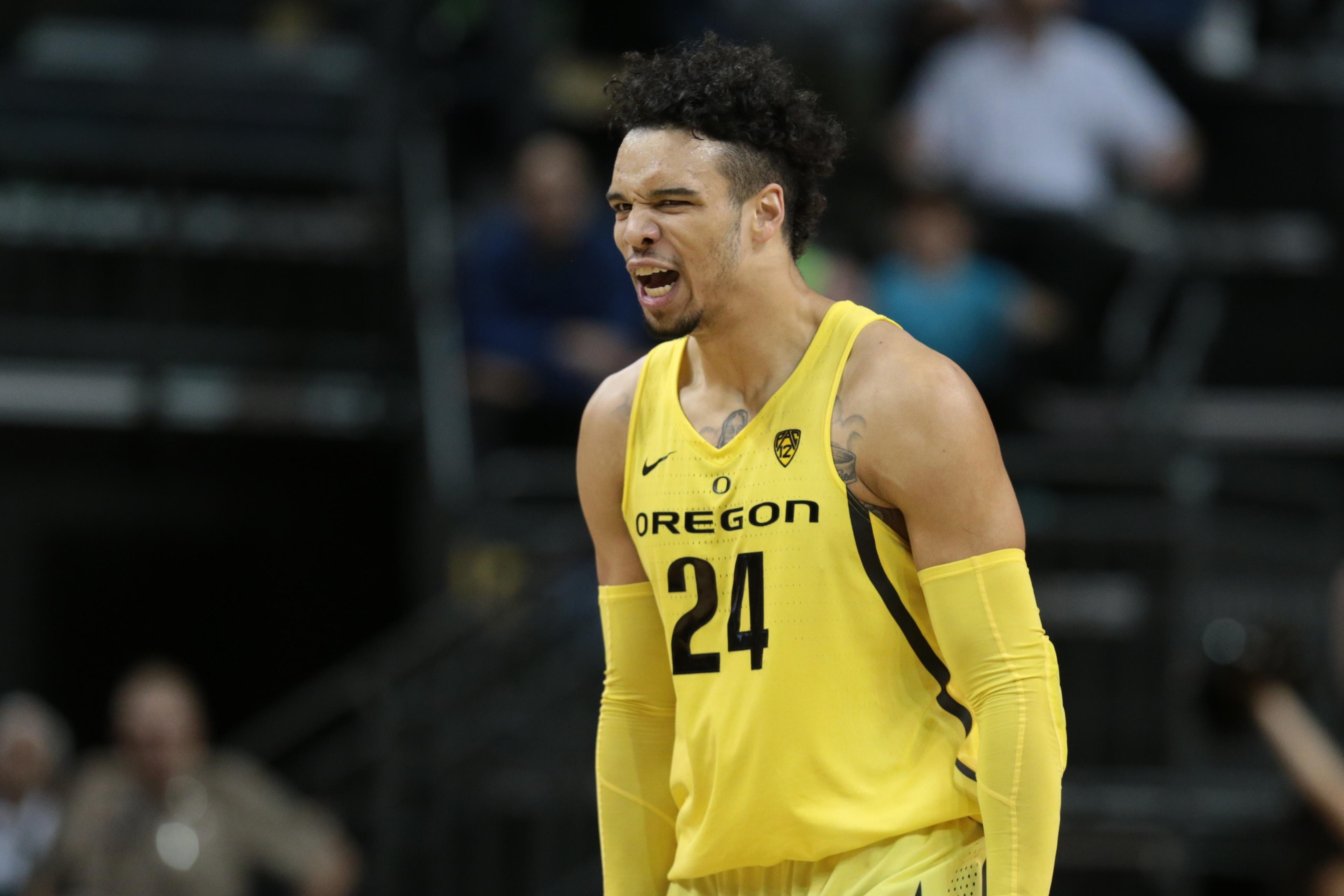 NCAA Basketball: Southern California at Oregon