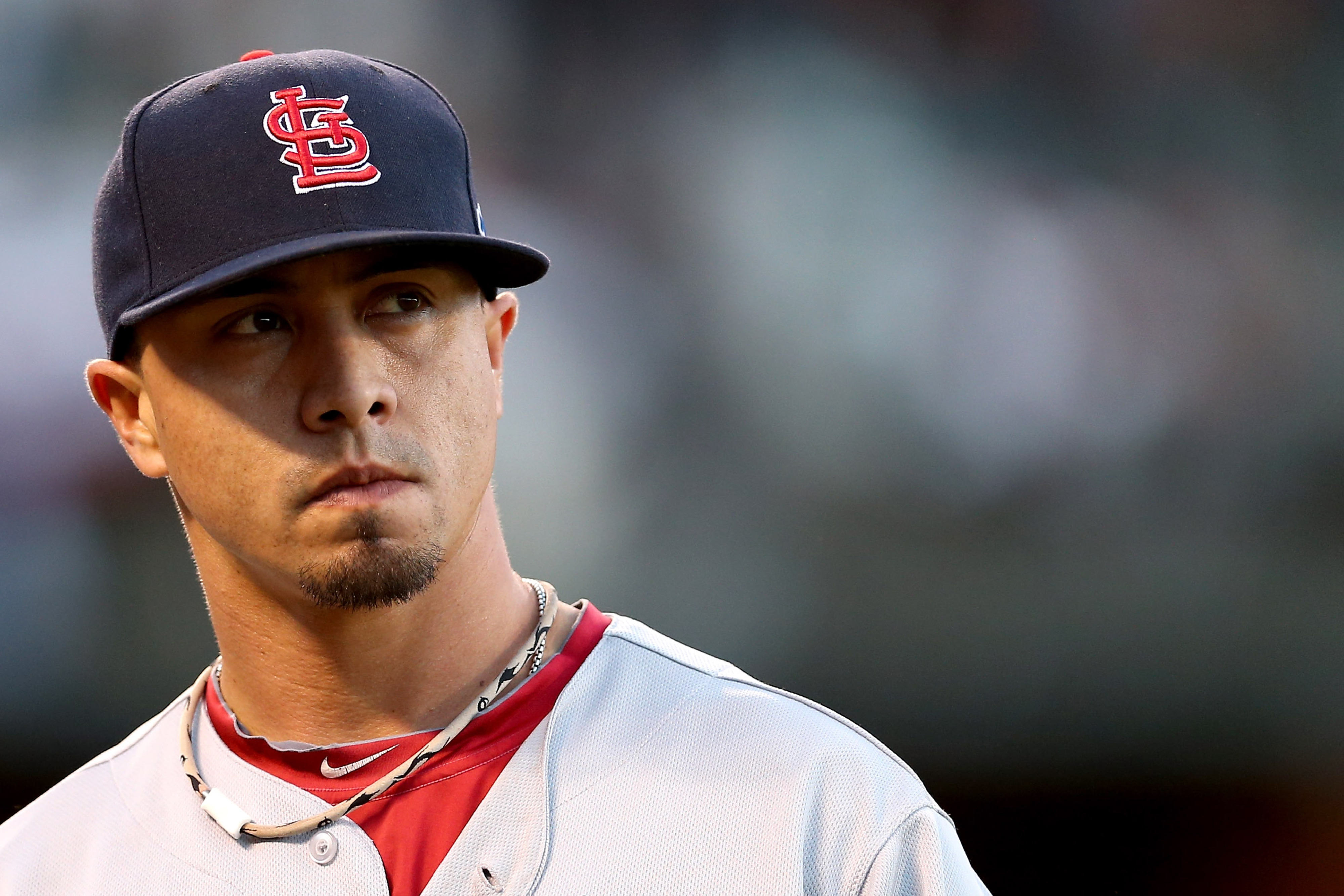 This Kyle Lohse file photo is appropriately deep-in-thought-y for his present free agency predicament.