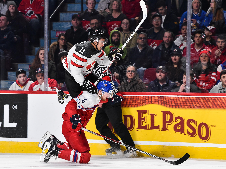 Canada v Czech Republic - Quarterfinal -  2017 IIHF World Junior Championship