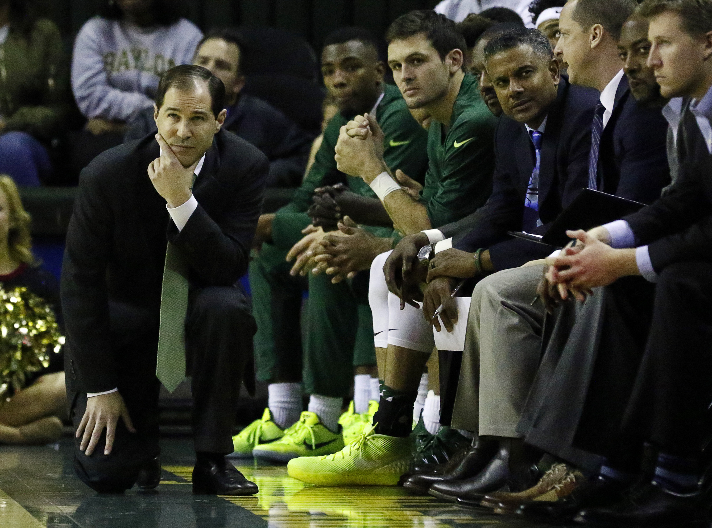 NCAA Basketball: John Brown at Baylor