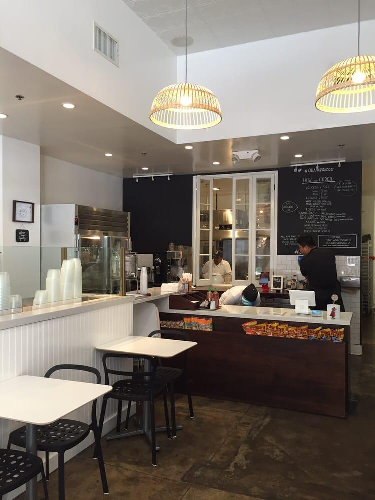 Blu Jam Cafe Menu Dtla