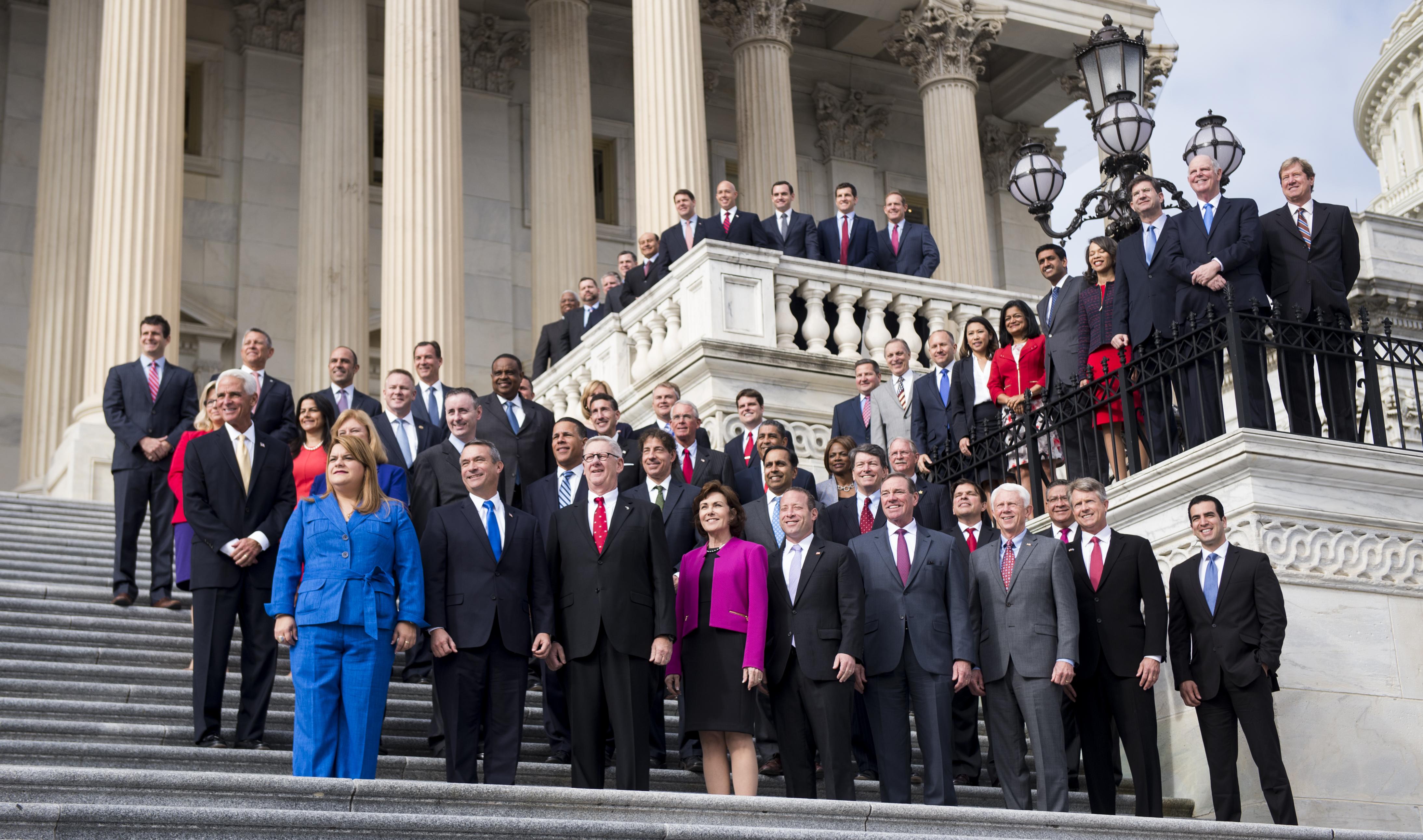 New Congress, same massive gender disparity