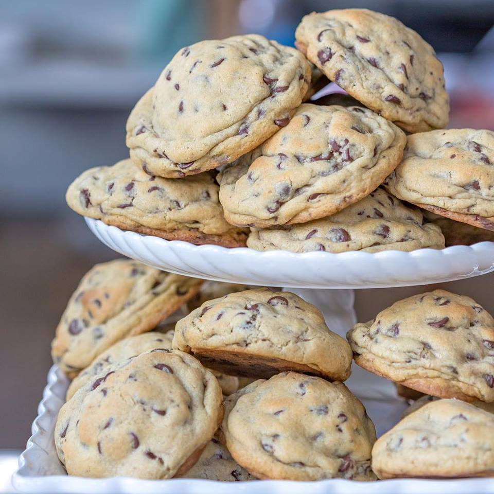 Cookies from Teddy V's