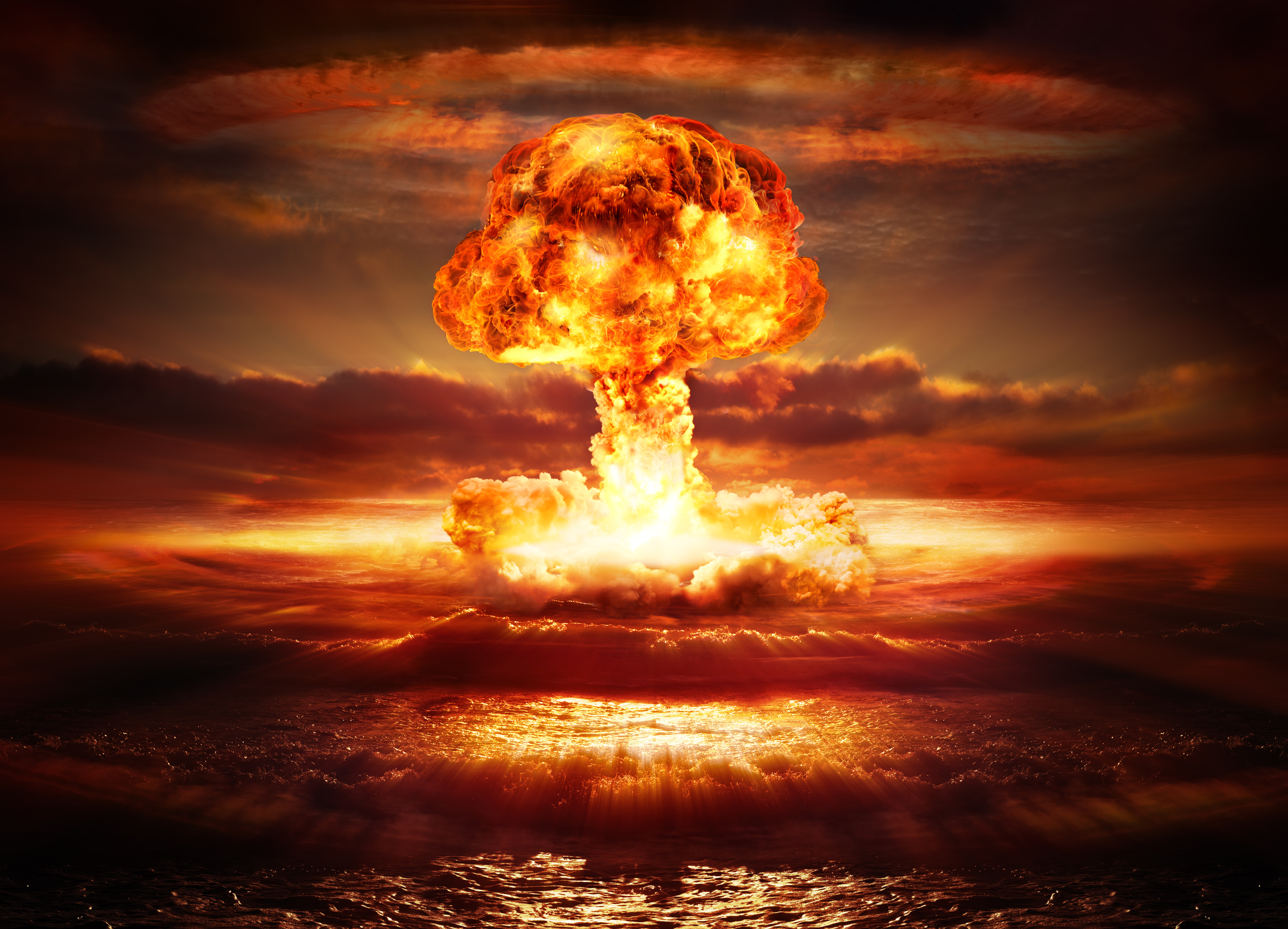 """The """"madman theory"""" of nuclear war has existed for decades. Now, Trump is playing the madman."""