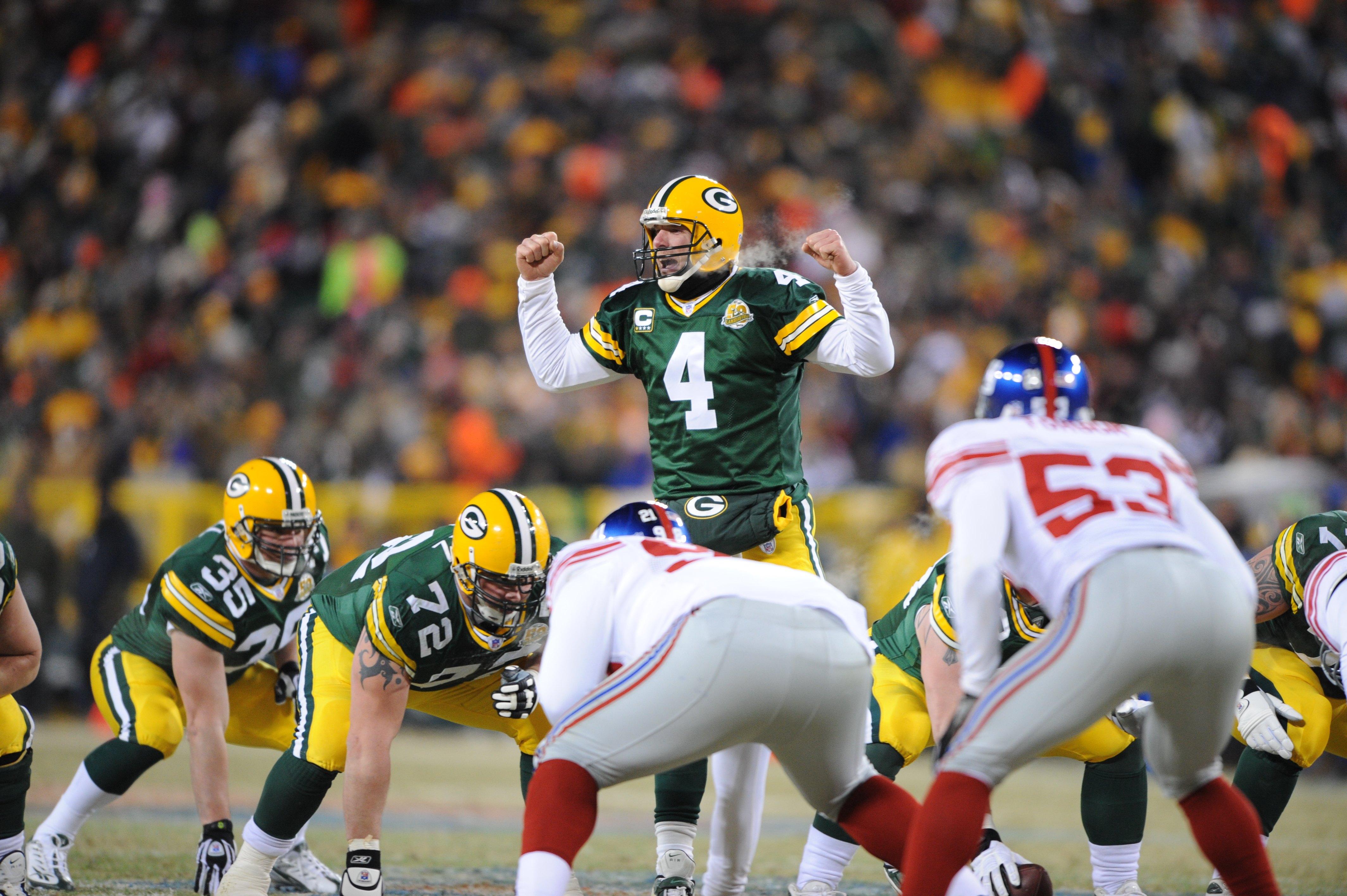 New York Giants vs Green Bay Packers