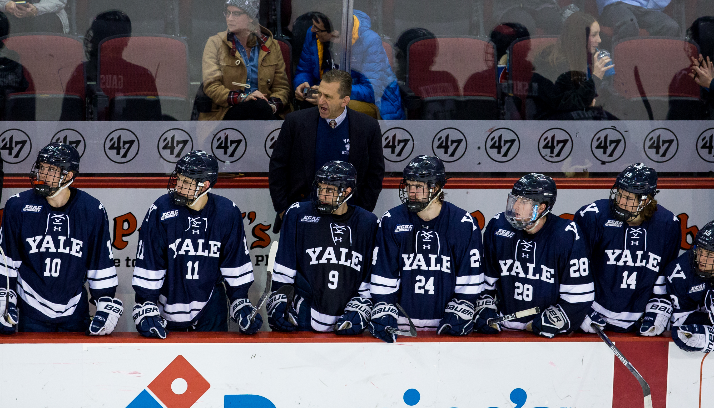 Yale v Boston University