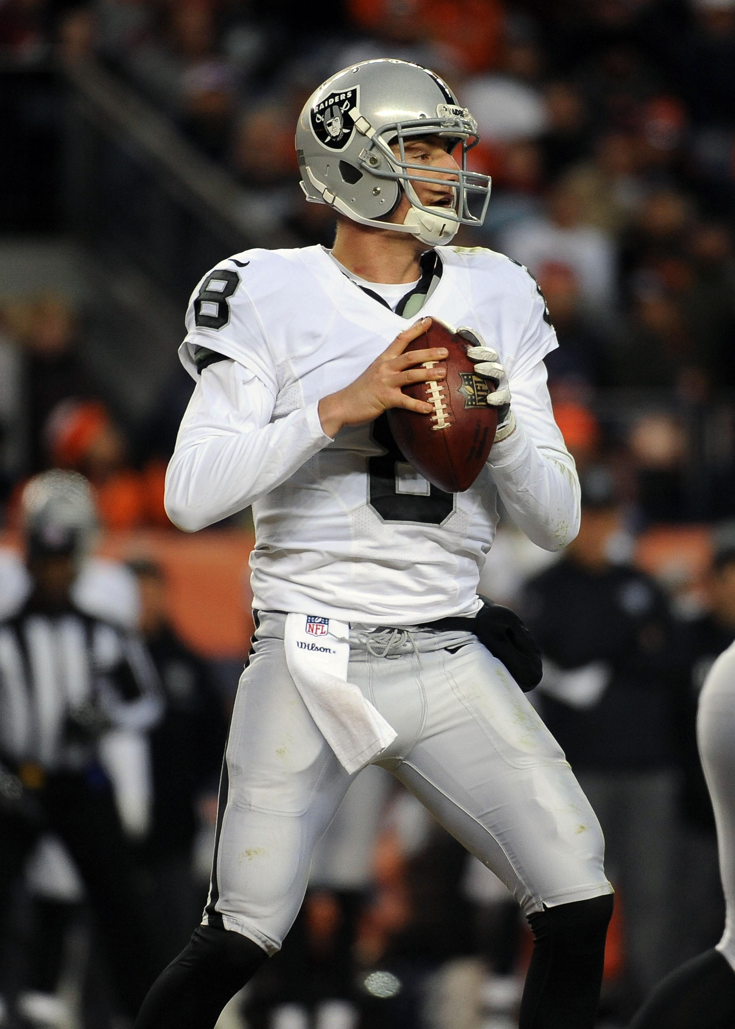 Denver Broncos vs. Oakland Raiders