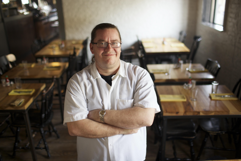 Chef Jared Wentworth