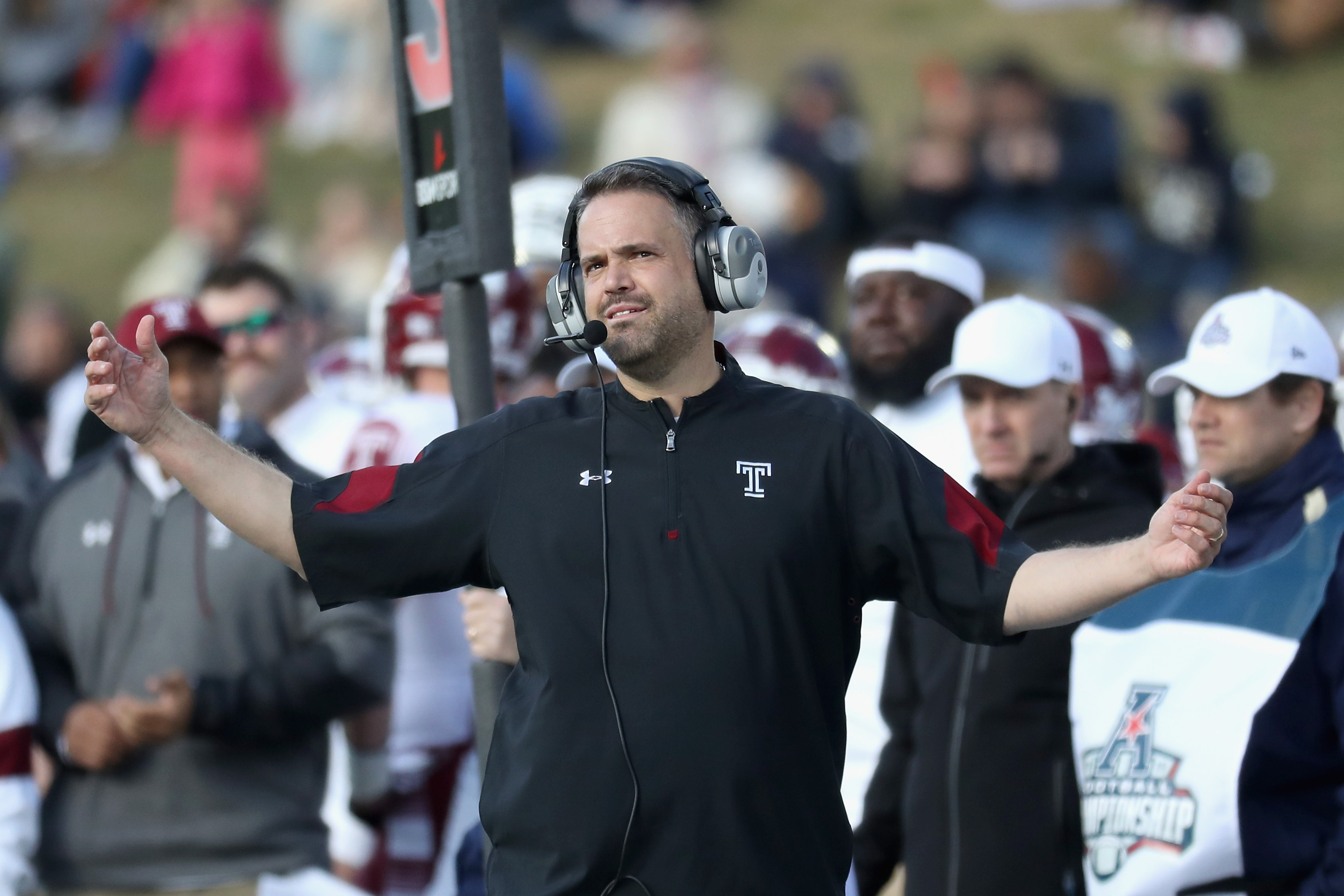 AAC Championship - Temple v Navy