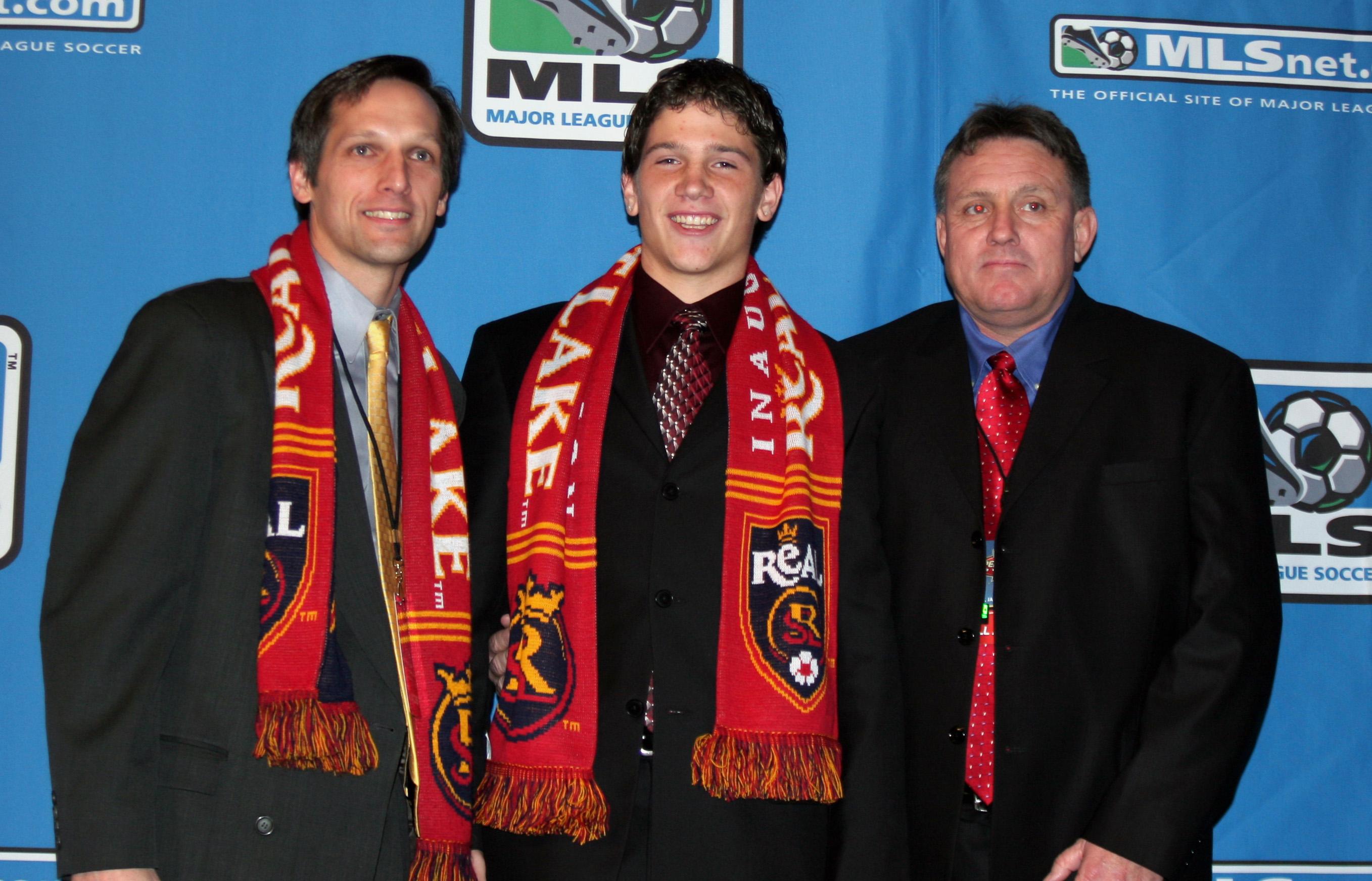 2005 MLS SuperDraft - January 14, 2005