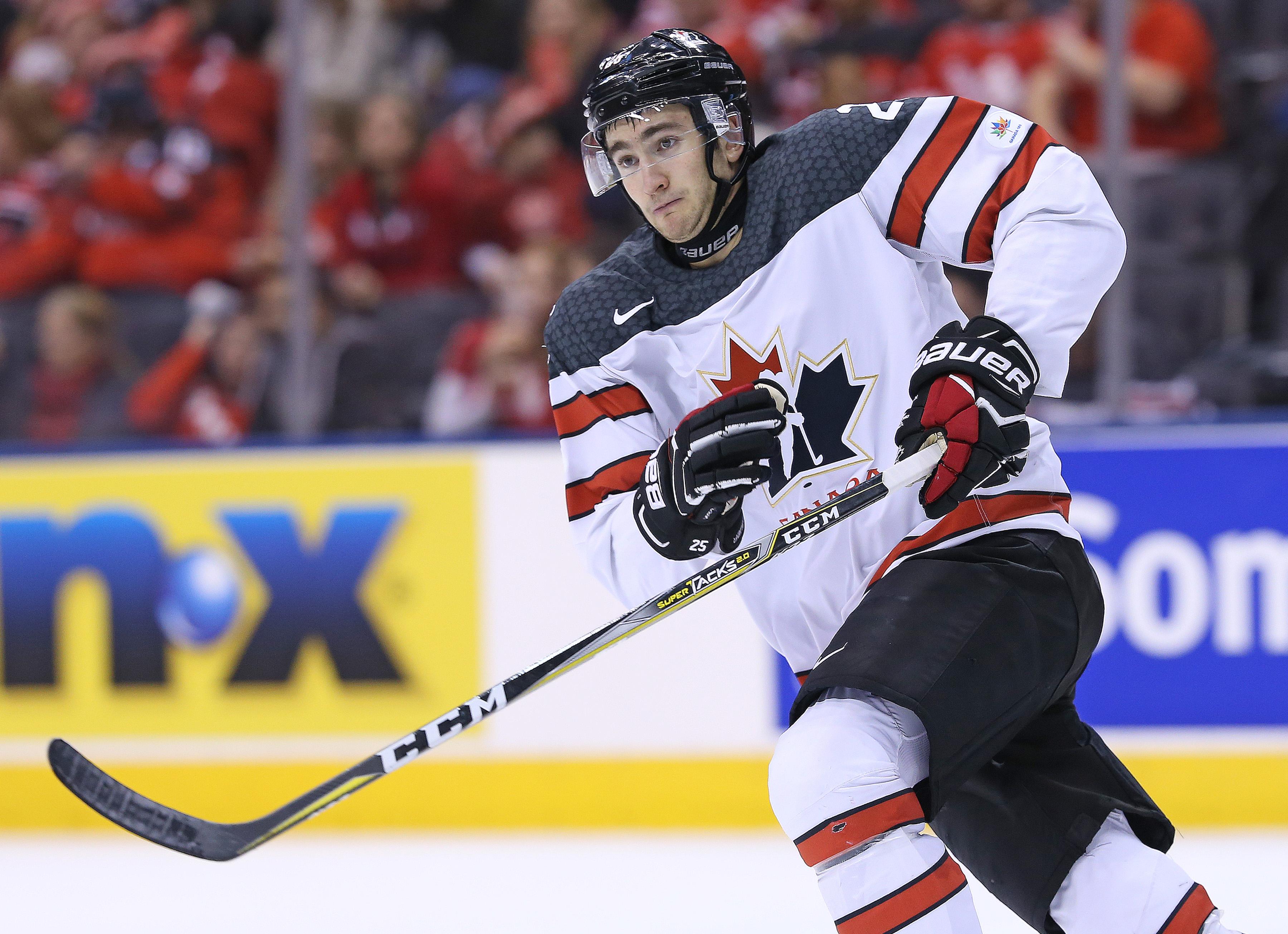 Canada v Latvia - 2017 IIHF World Junior Championship