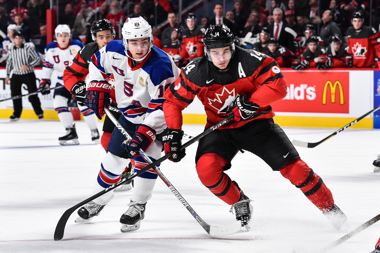 United States v Canada - Gold Medal Game - 2017 IIHF World Junior Championship