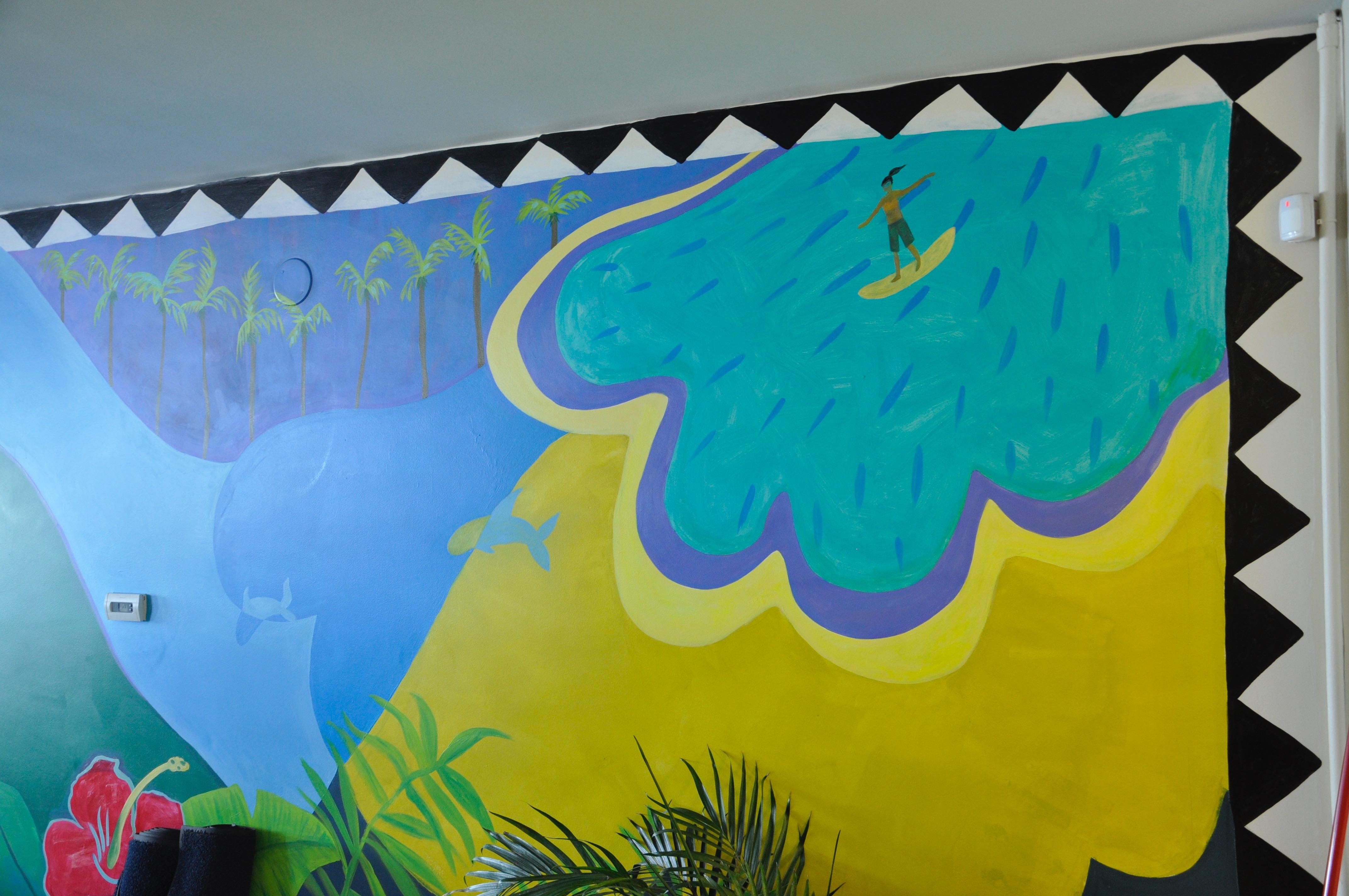 Manoa mural