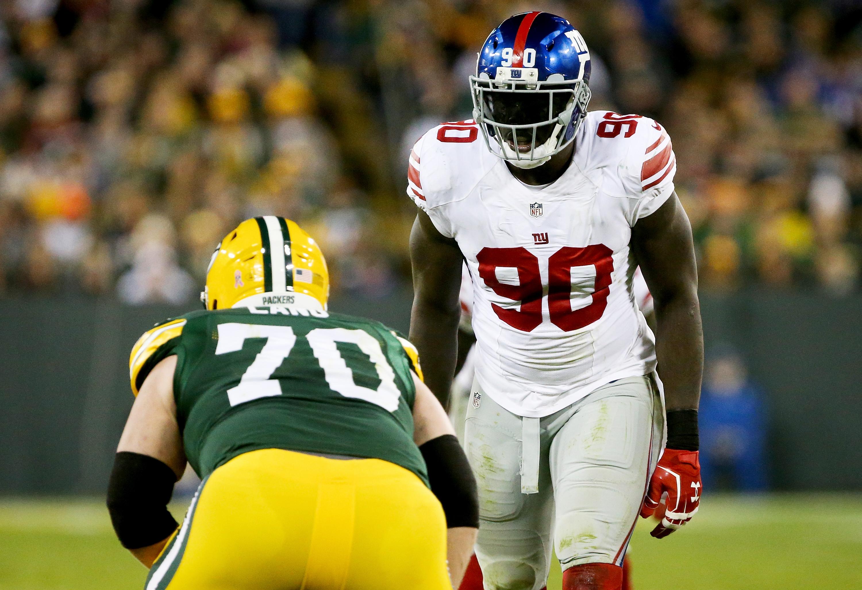 New York Giants v Green Bay Packers