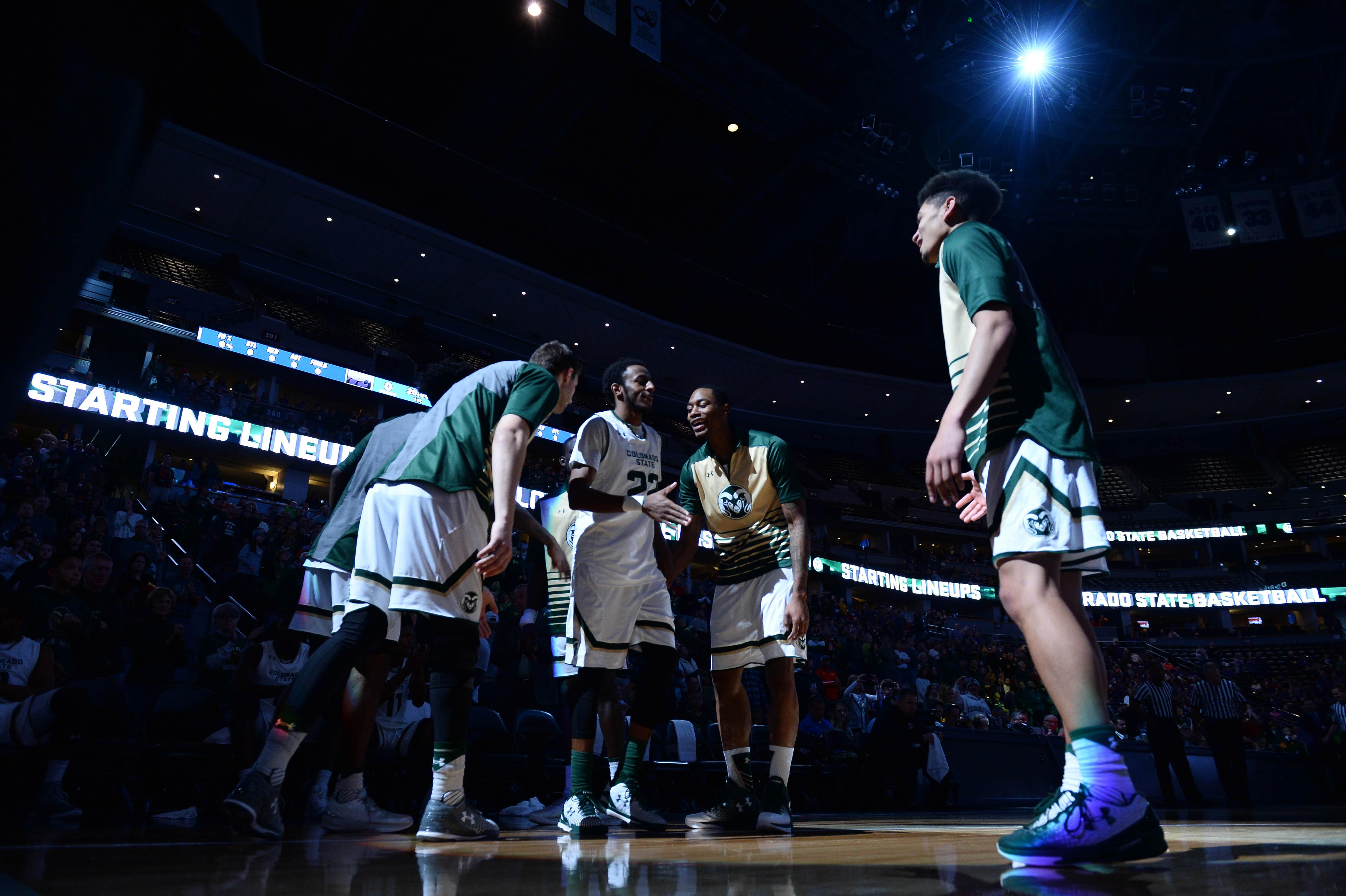 NCAA Basketball: Kansas State at Colorado State