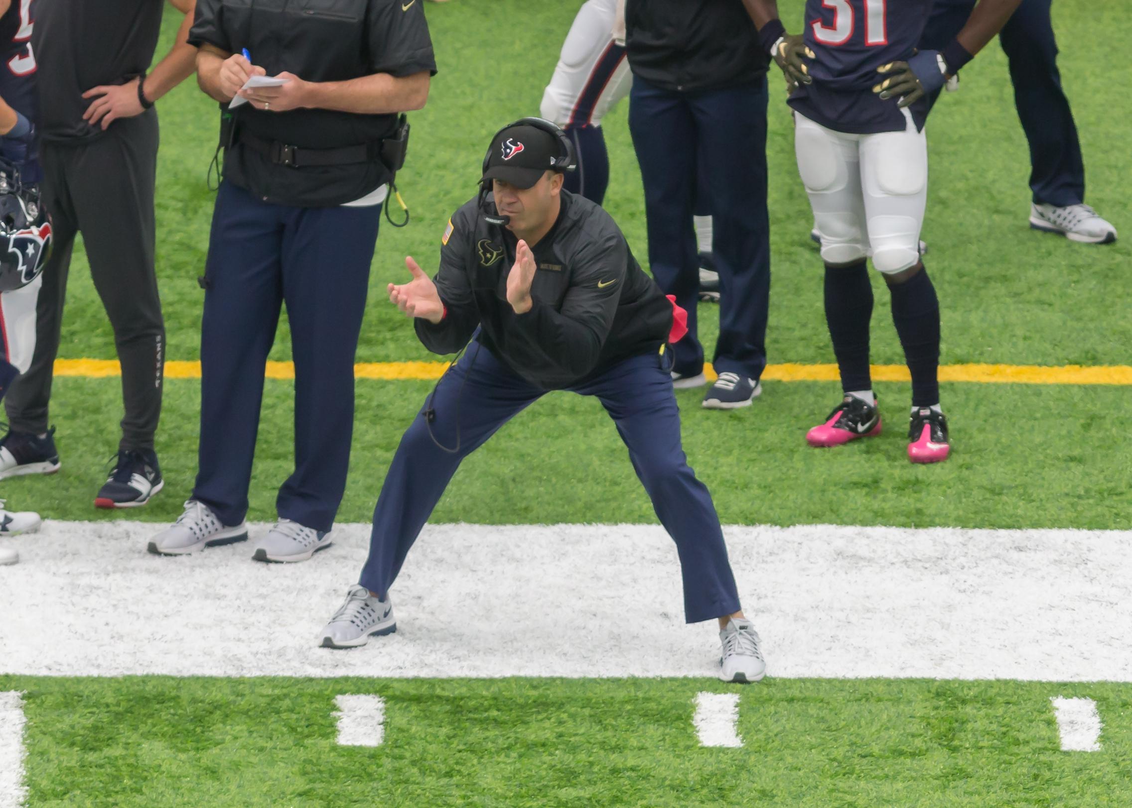 NFL: OCT 30 Lions at Texans