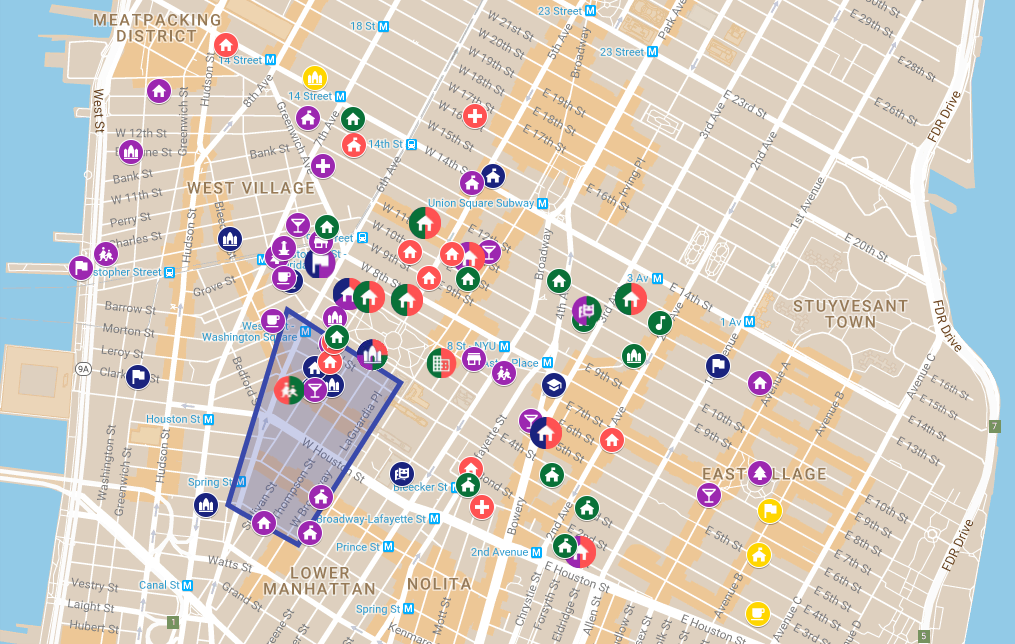New map celebrates NYC's role in fight for social justice