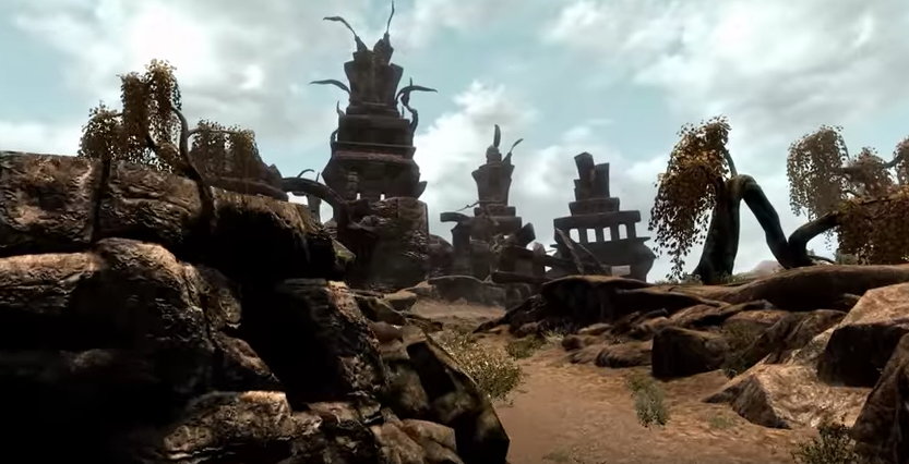 Elder Scrolls Online heading to Vvardenfell, according to map found by dataminer