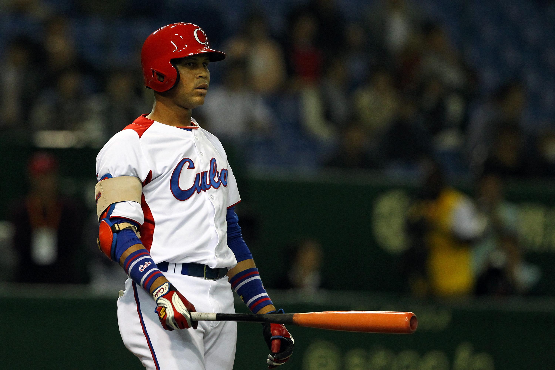 Chinese Taipei v Cuba - World Baseball Classic Second Round Pool 1