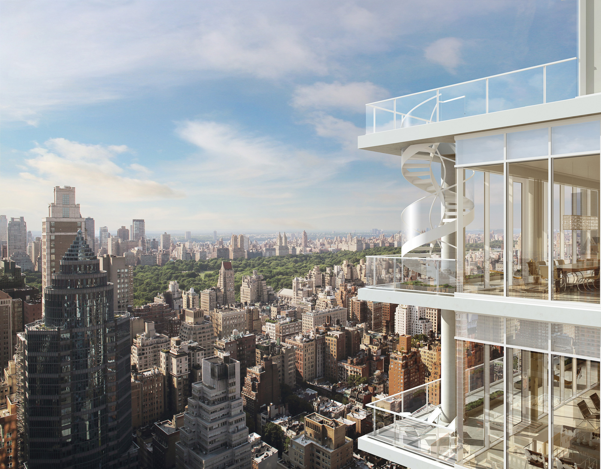 Macklowes Modest 59th Street Condo Launches Sales From 21M