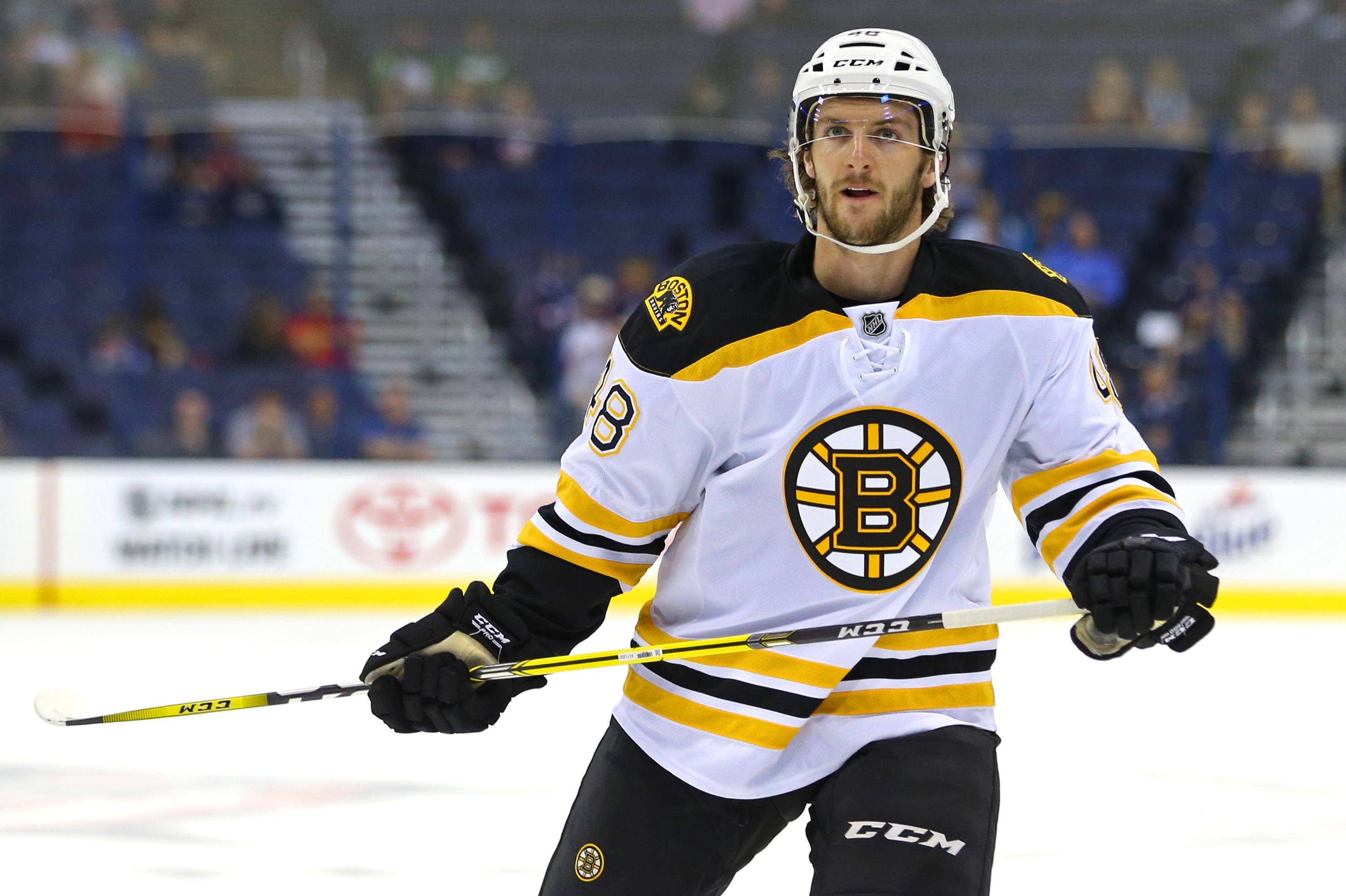 NHL: Preseason-Boston Bruins at Columbus Blue Jackets