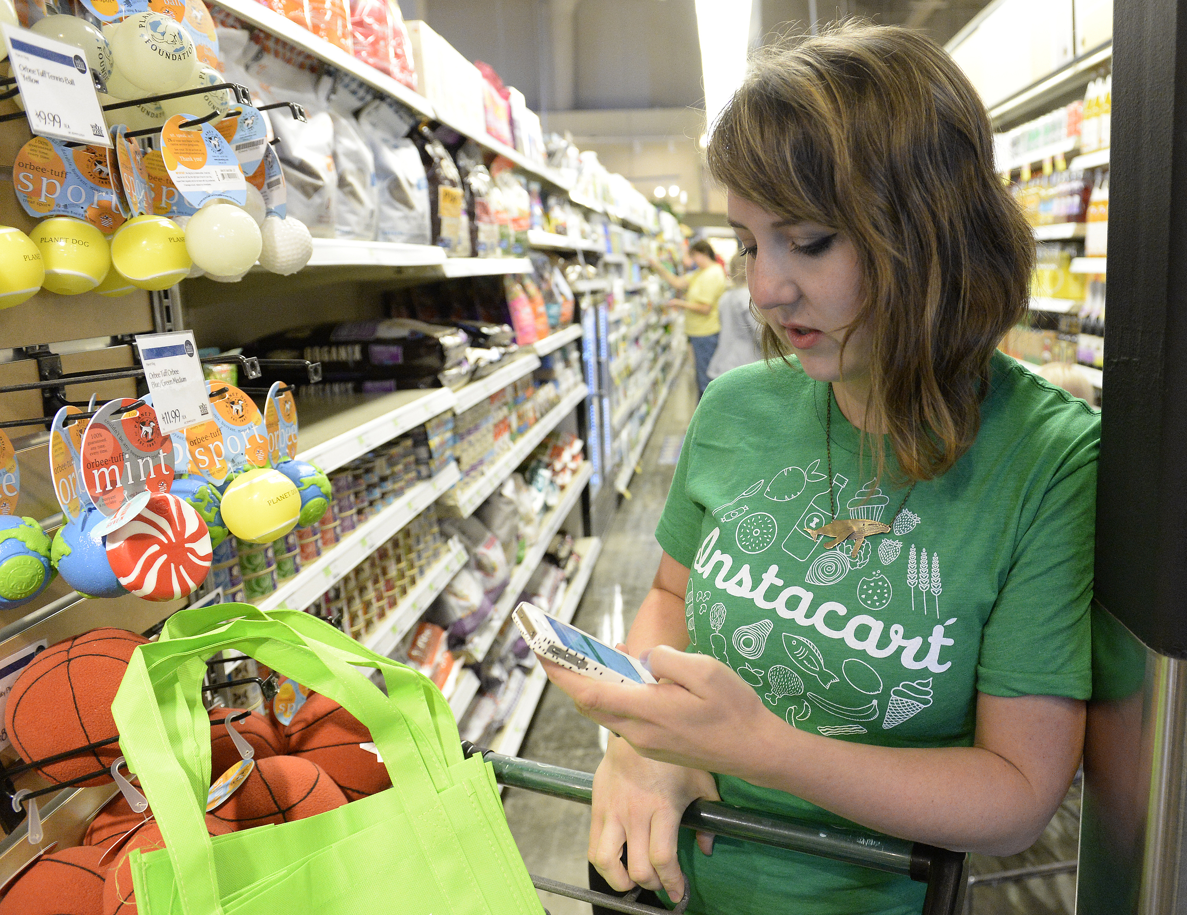 Instacart is cutting worker pay again in at least four