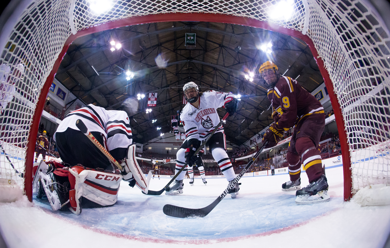 Minnesota Hockeyv Northeastern
