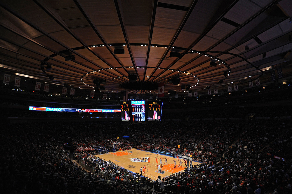 The Knicks-Nets rivalry moves to Madison Square Garden Wednesday night